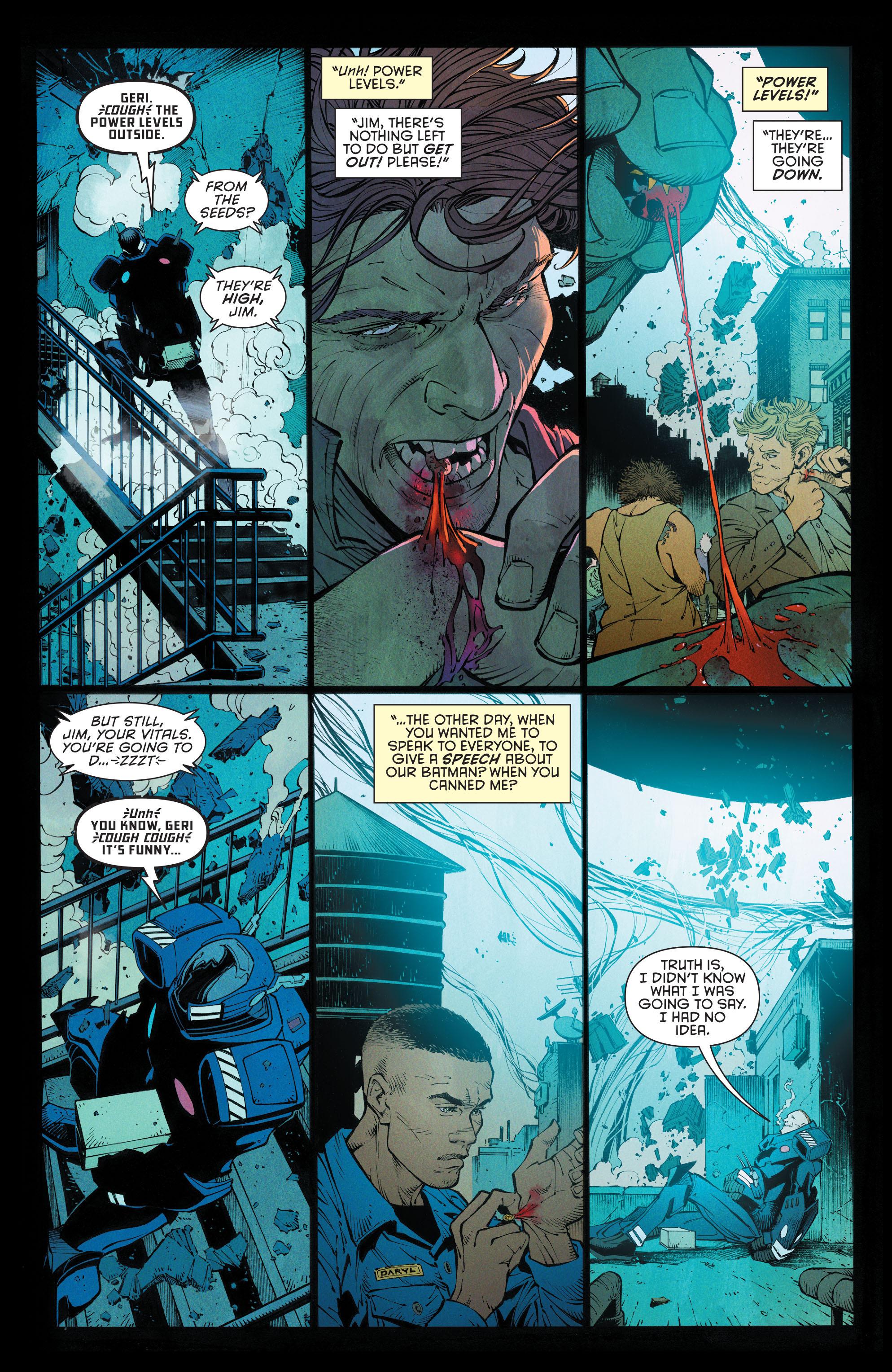 Read online Batman (2011) comic -  Issue # _TPB 9 - 128