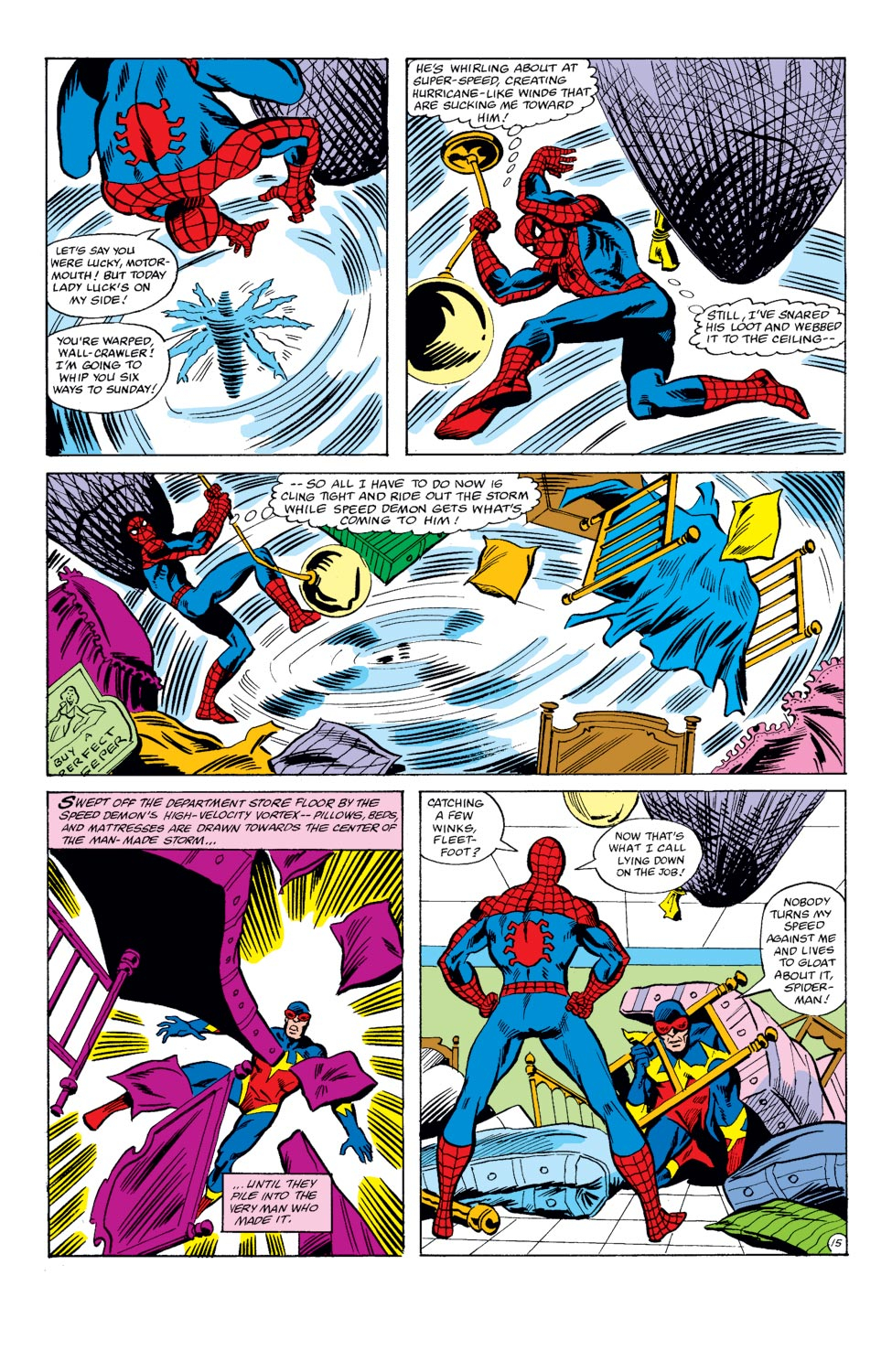 The Amazing Spider-Man (1963) 222 Page 15