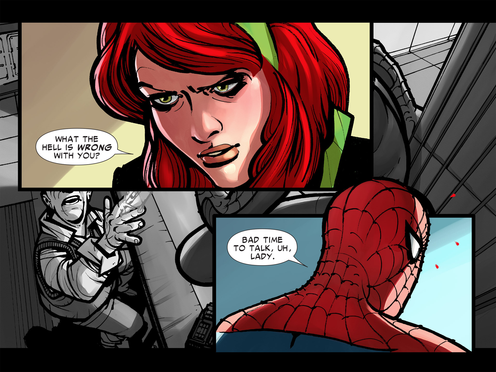 Read online Amazing Spider-Man: Who Am I? comic -  Issue # Full (Part 2) - 62