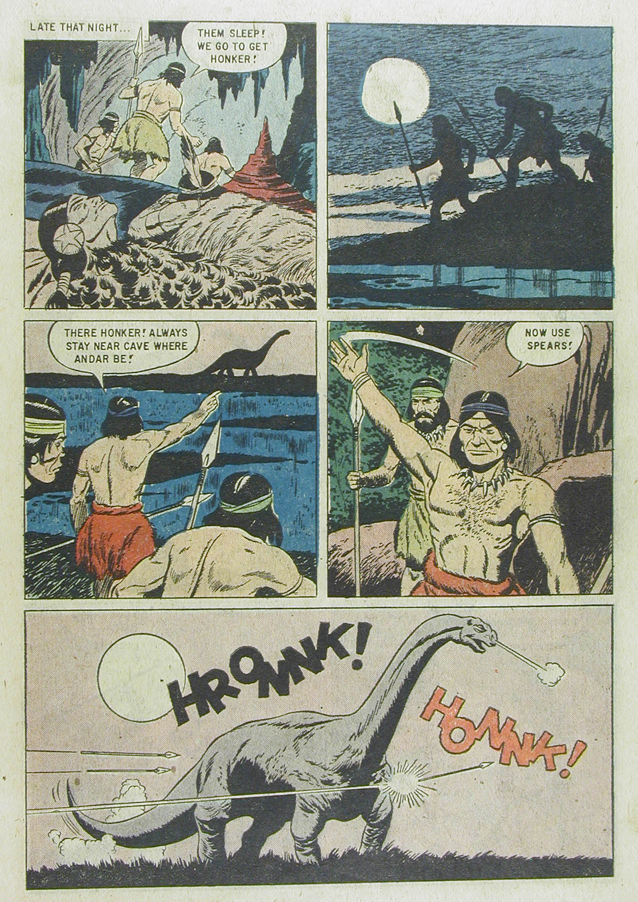 Read online Turok, Son of Stone comic -  Issue #13 - 27