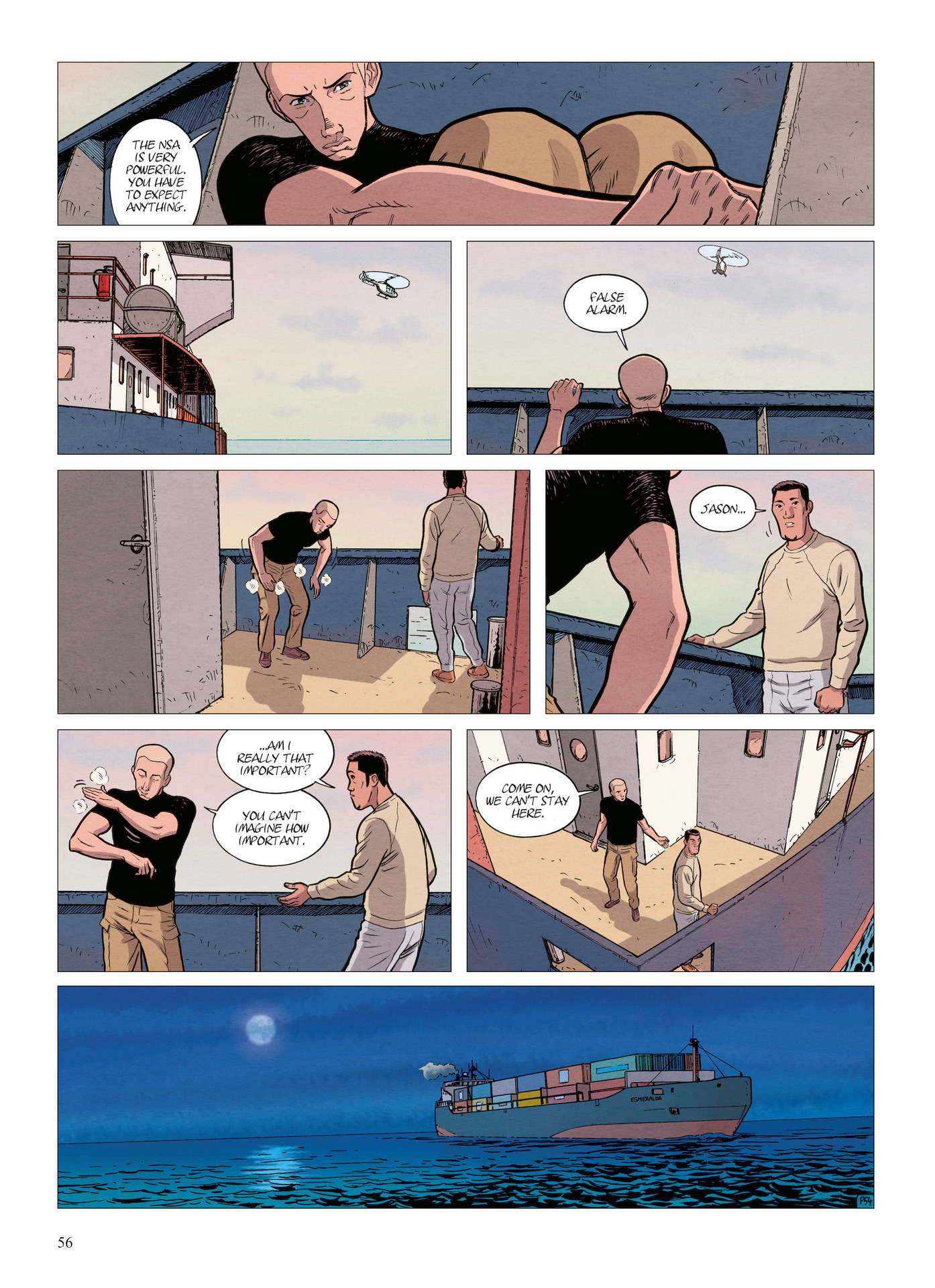 Read online Alter Ego comic -  Issue #5 - 58