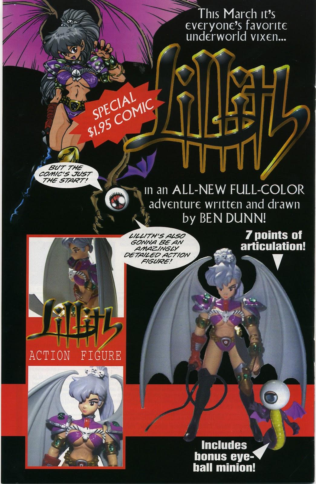 Warrior Nun Areala (1997) Issue #4 #4 - English 28