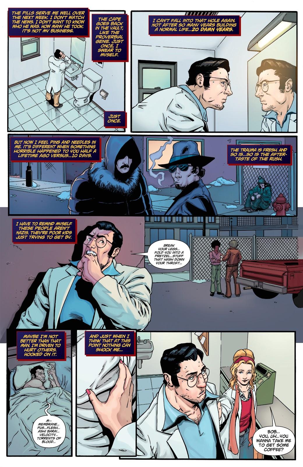 Read online Black Terror (2019) comic -  Issue # Full - 21