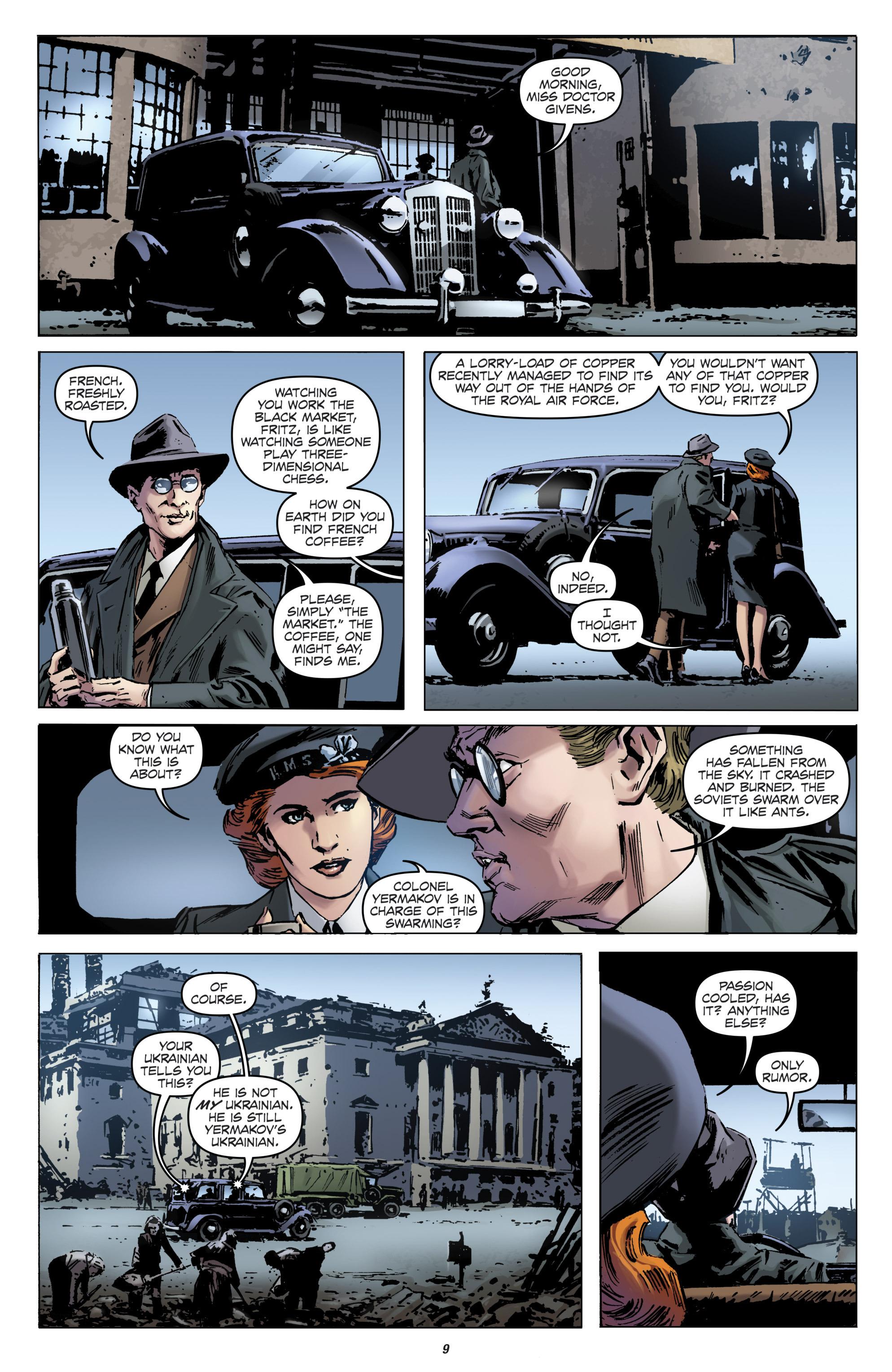 Read online Archangel (2016) comic -  Issue #1 - 11