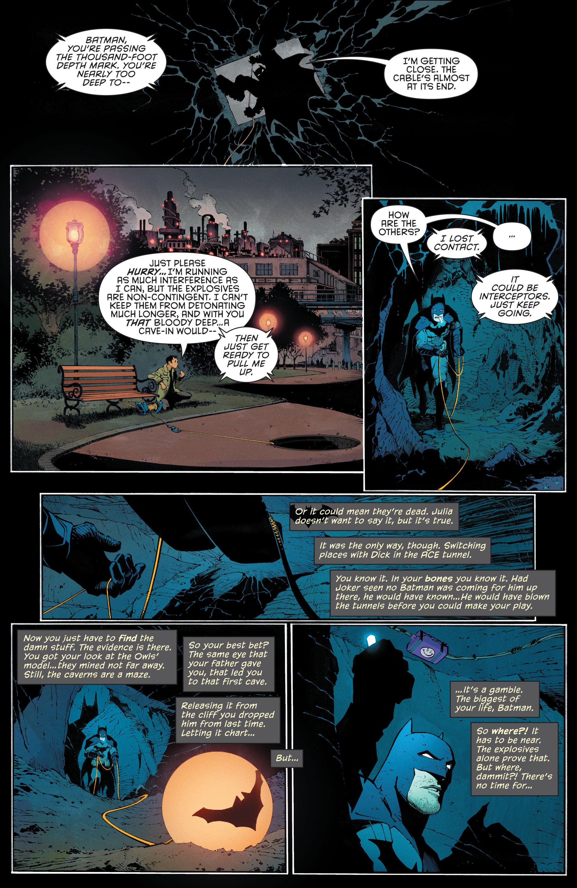 Read online Batman (2011) comic -  Issue # _TPB 7 - 132