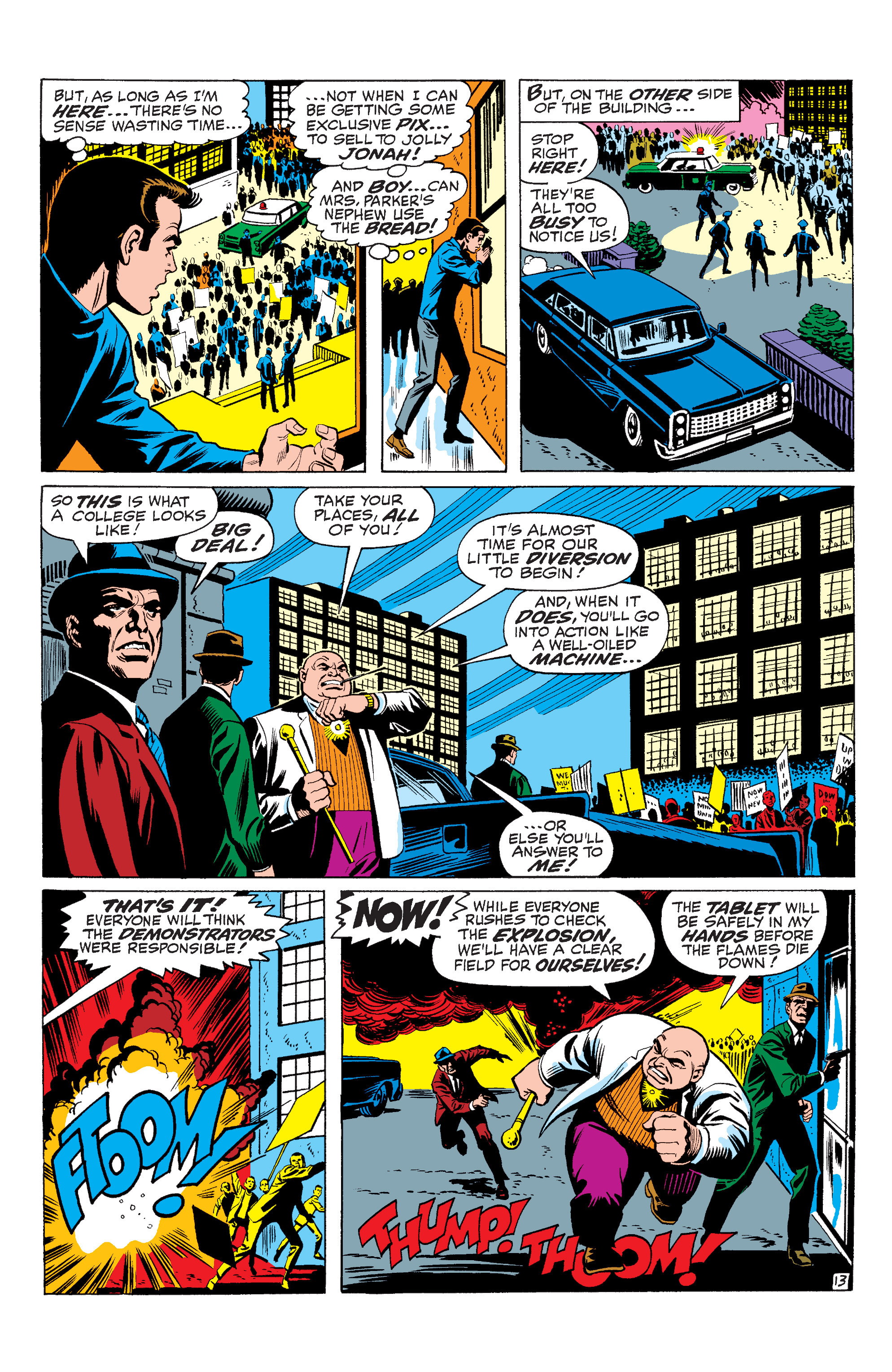 The Amazing Spider-Man (1963) 68 Page 13
