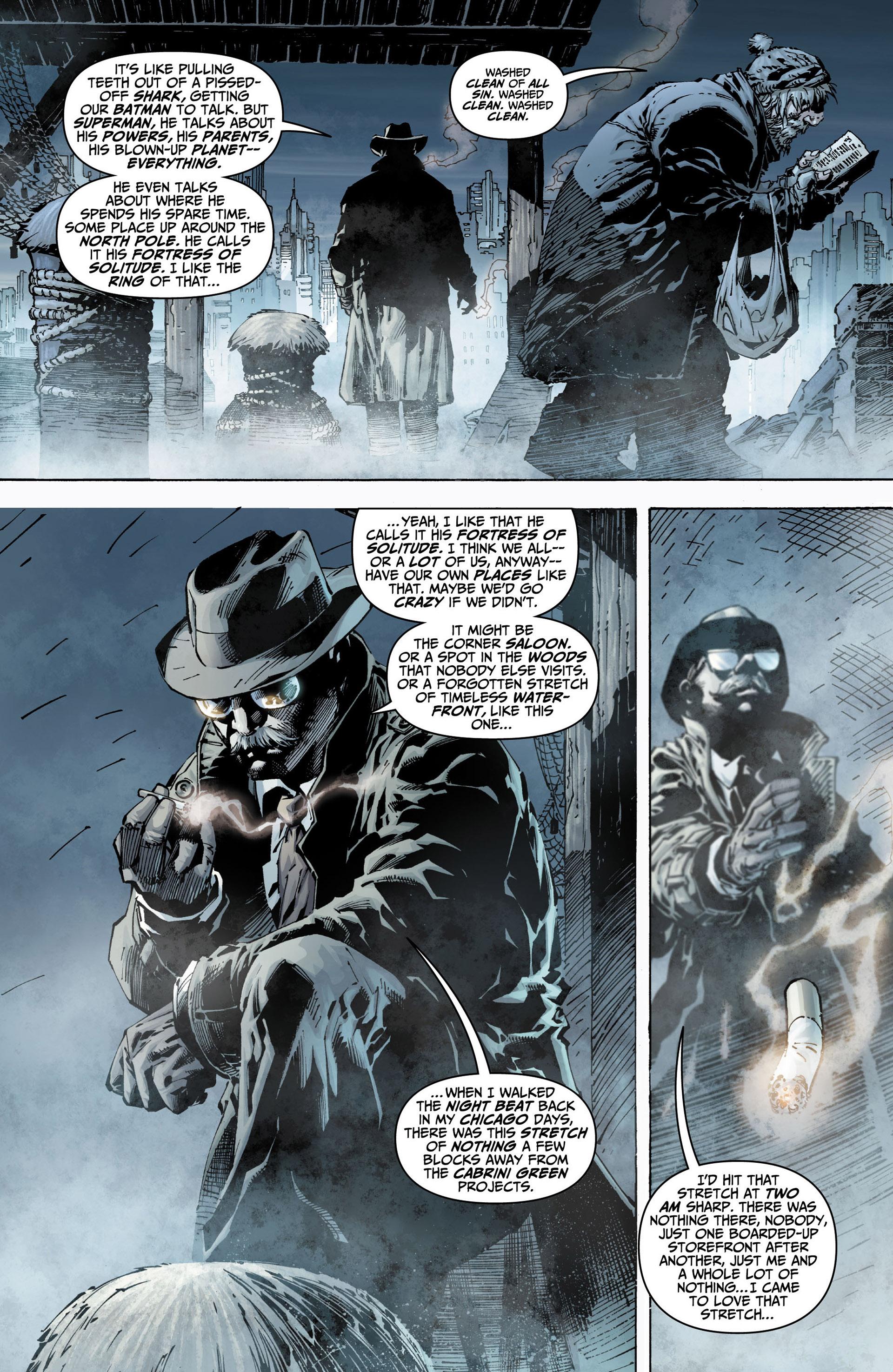 Read online All Star Batman & Robin, The Boy Wonder comic -  Issue #10 - 4