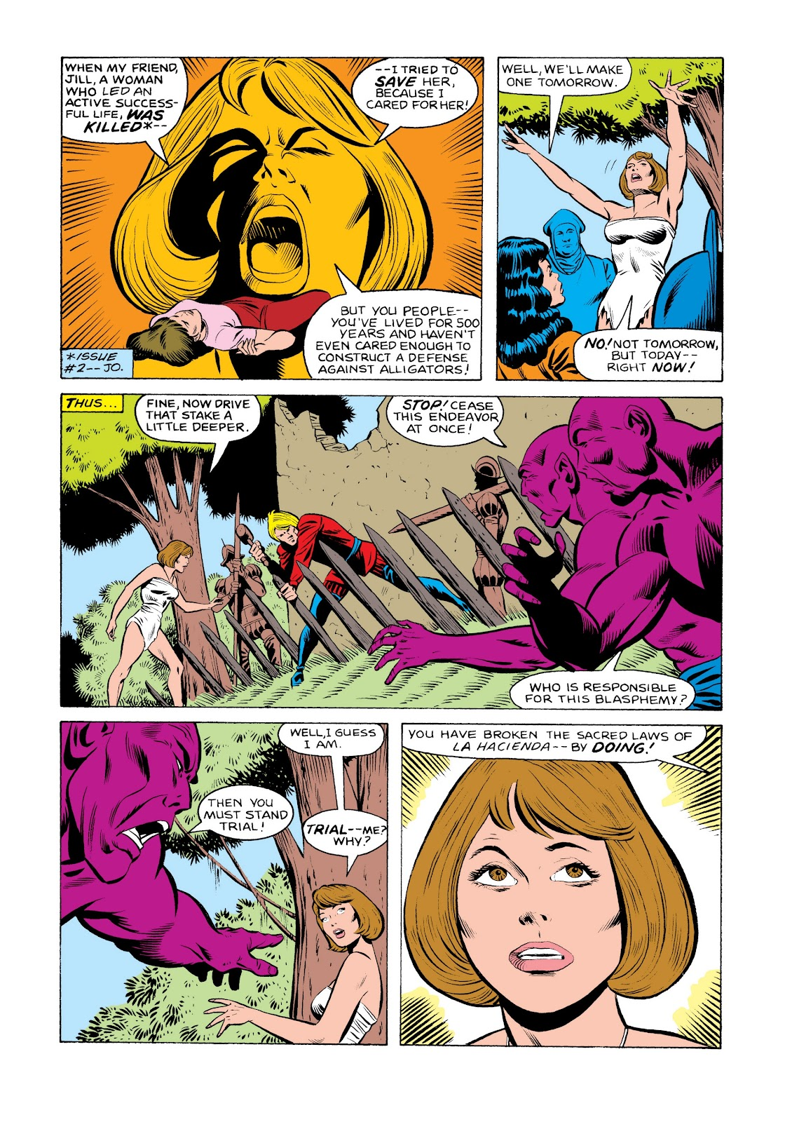 Marvel Masterworks: The Savage She-Hulk issue TPB_1_(Part_2) - Page 43