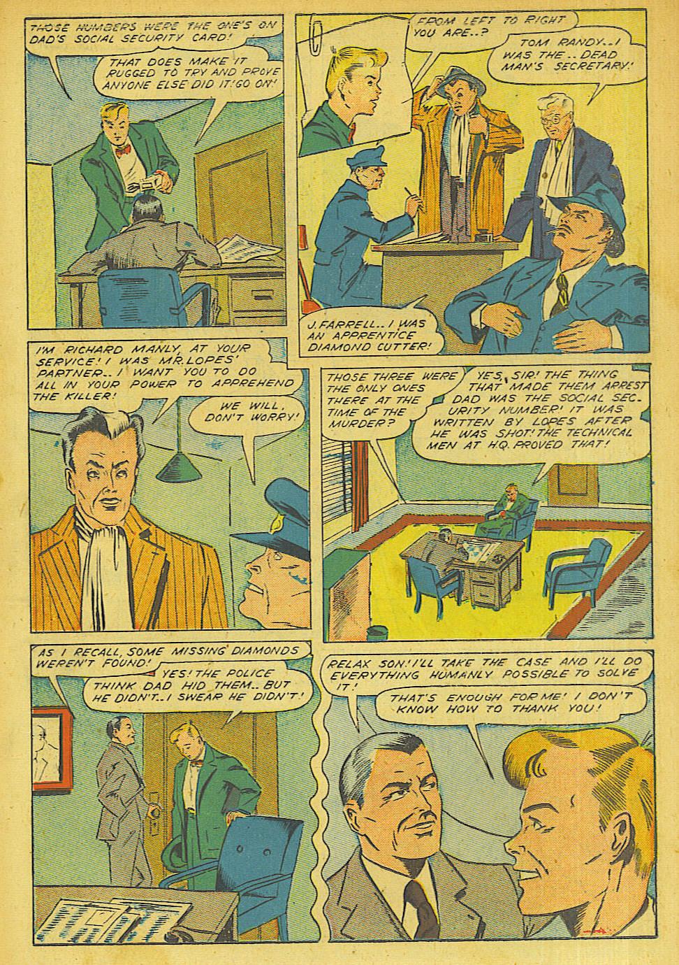 Read online Shadow Comics comic -  Issue #63 - 15