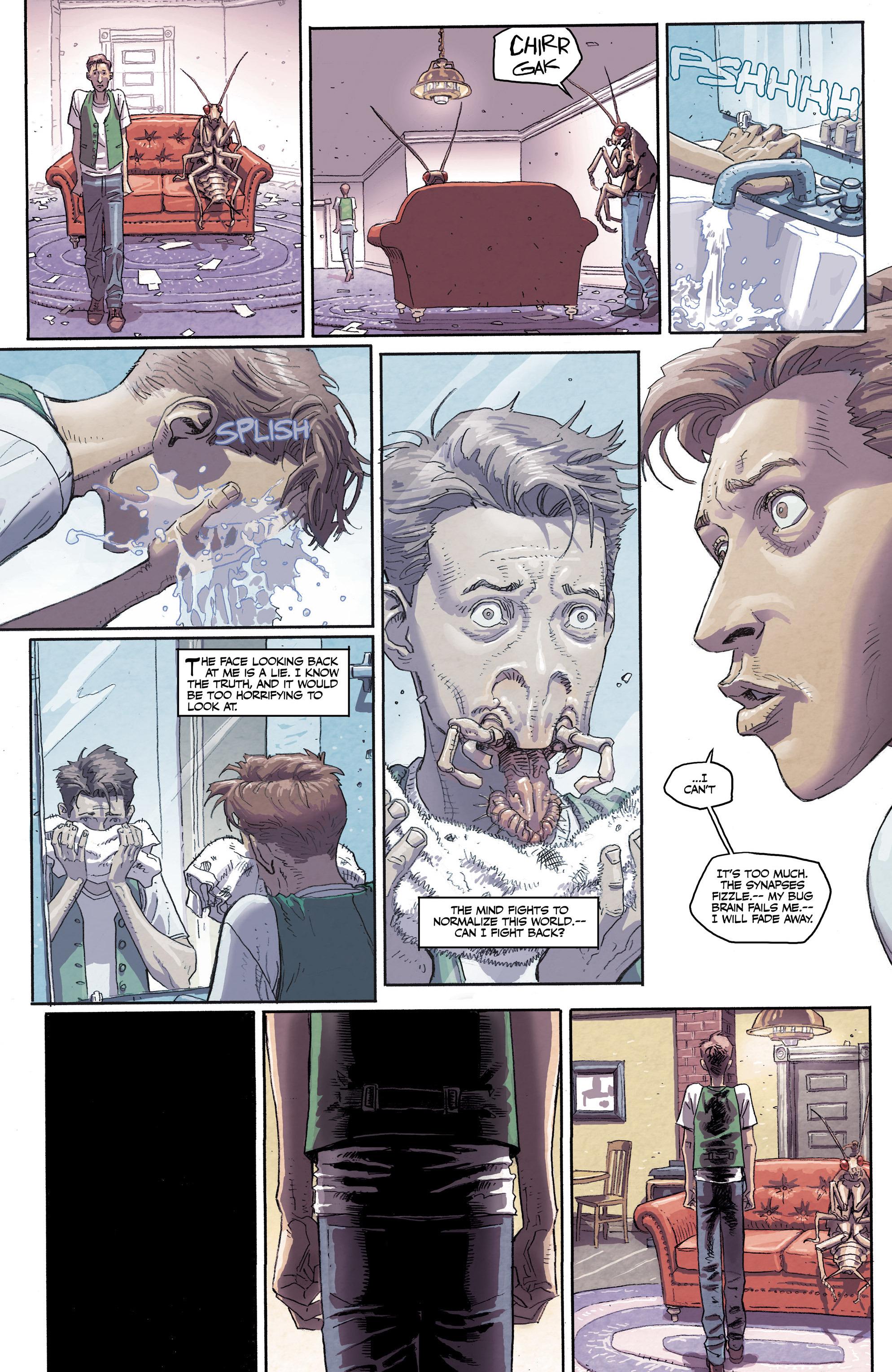 Read online Ringside comic -  Issue #10 - 29