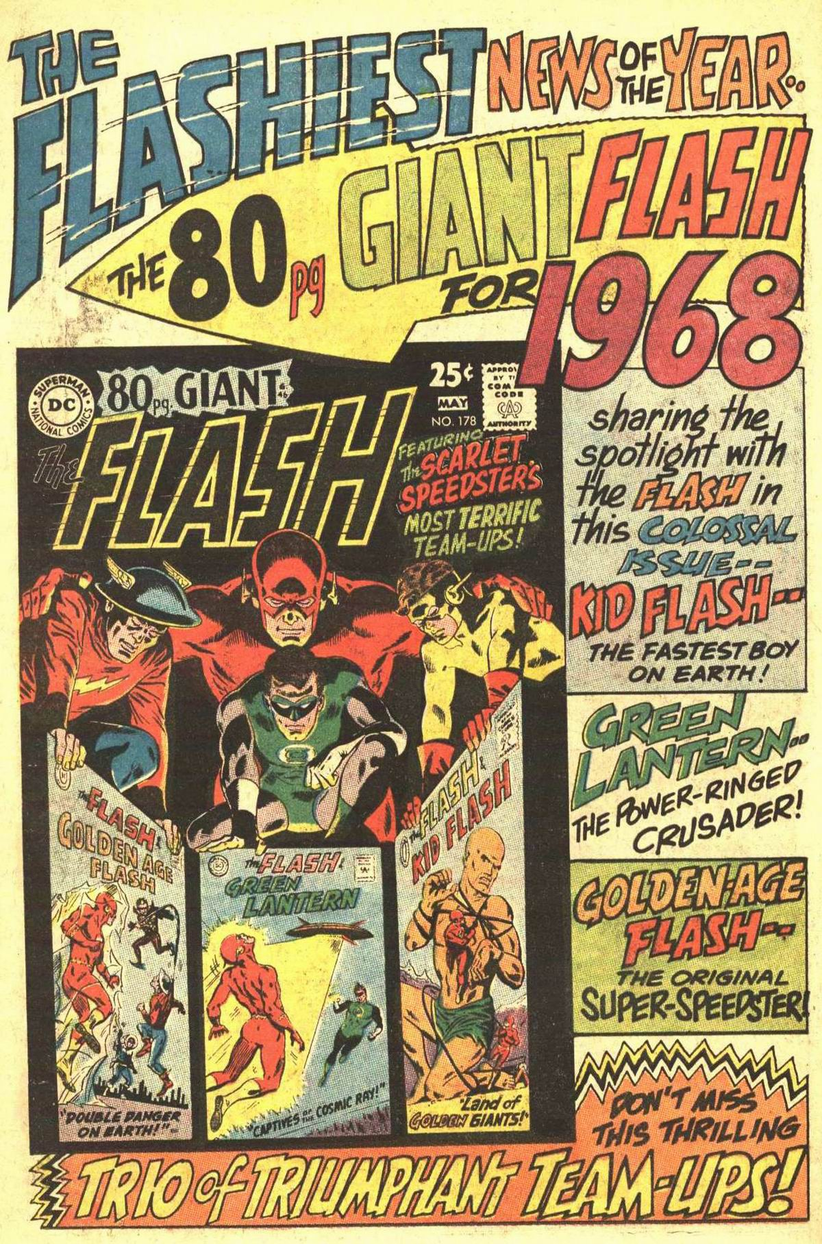 Read online Action Comics (1938) comic -  Issue #362 - 14