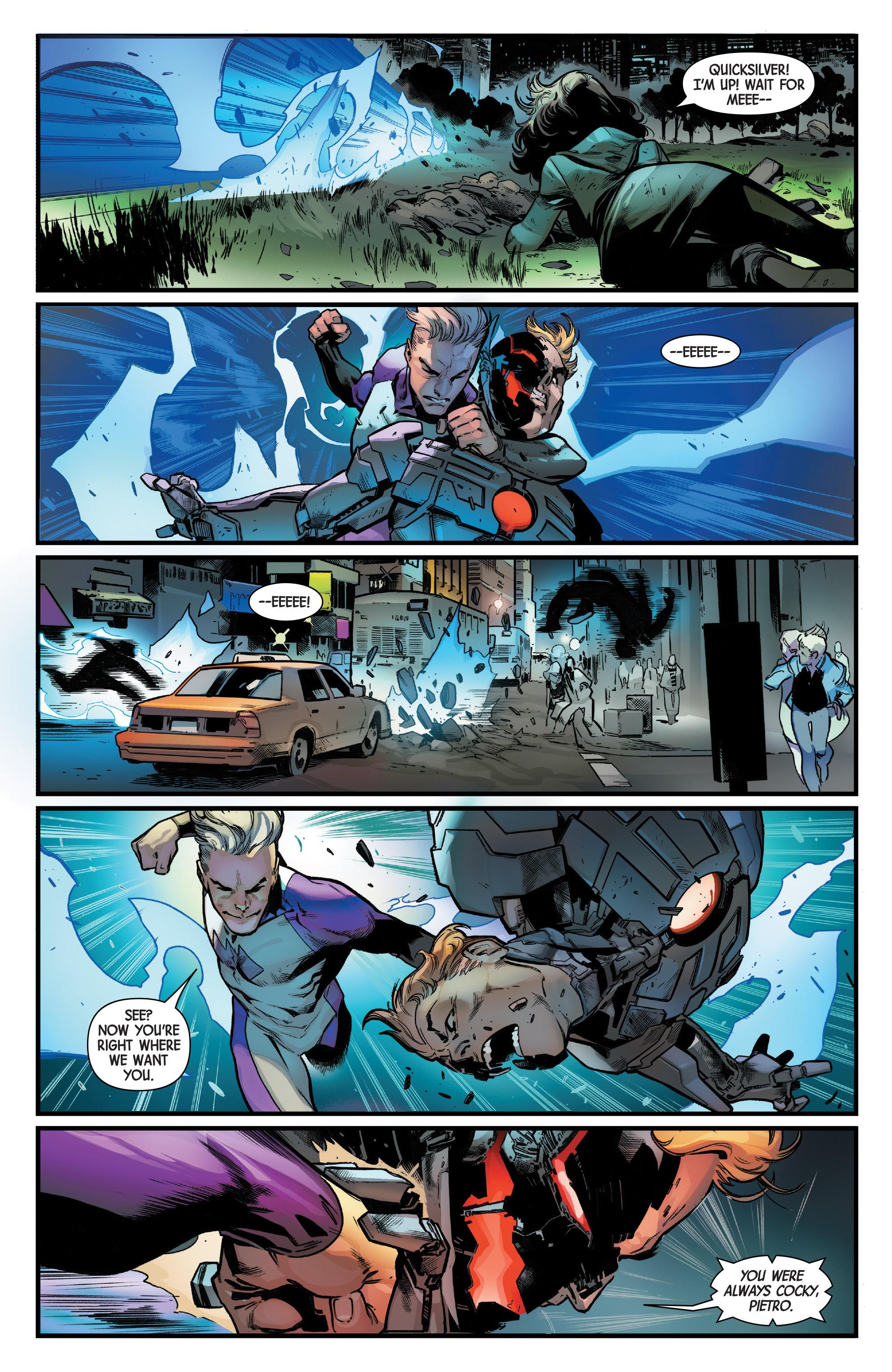 Read online Uncanny Avengers [II] comic -  Issue #11 - 13