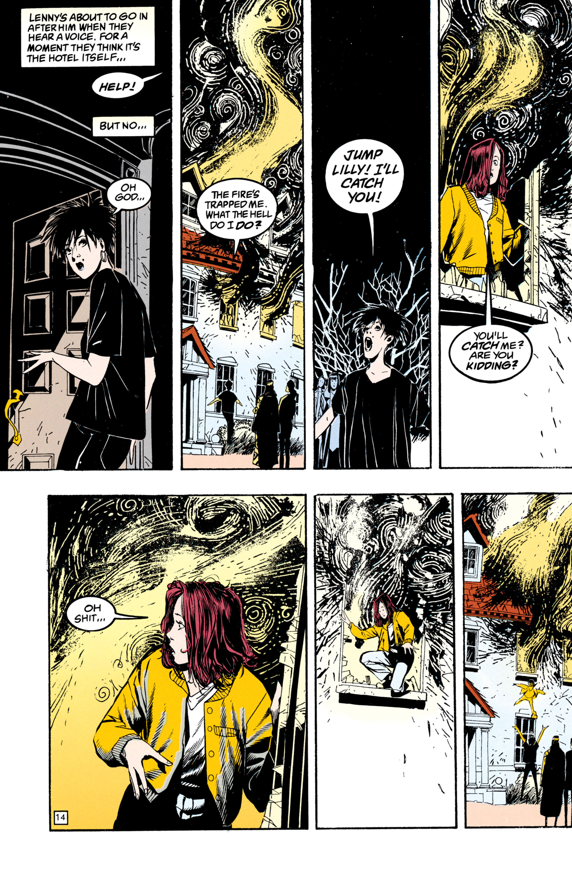 Read online Shade, the Changing Man comic -  Issue #49 - 15