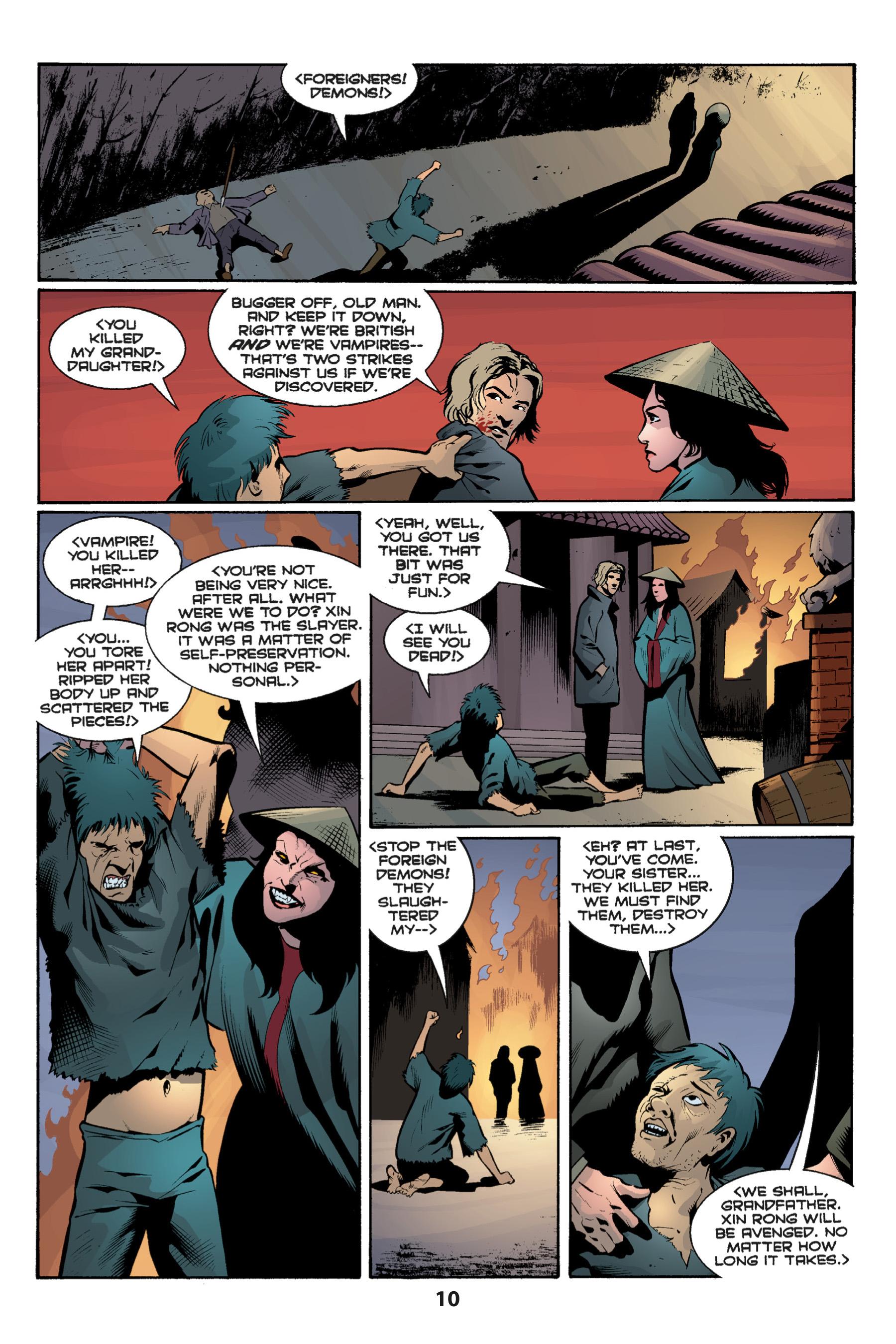 Read online Buffy the Vampire Slayer: Omnibus comic -  Issue # TPB 1 - 12