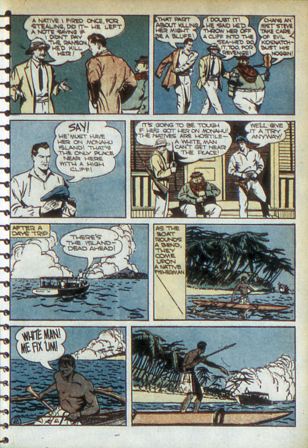 Read online Adventure Comics (1938) comic -  Issue #52 - 30
