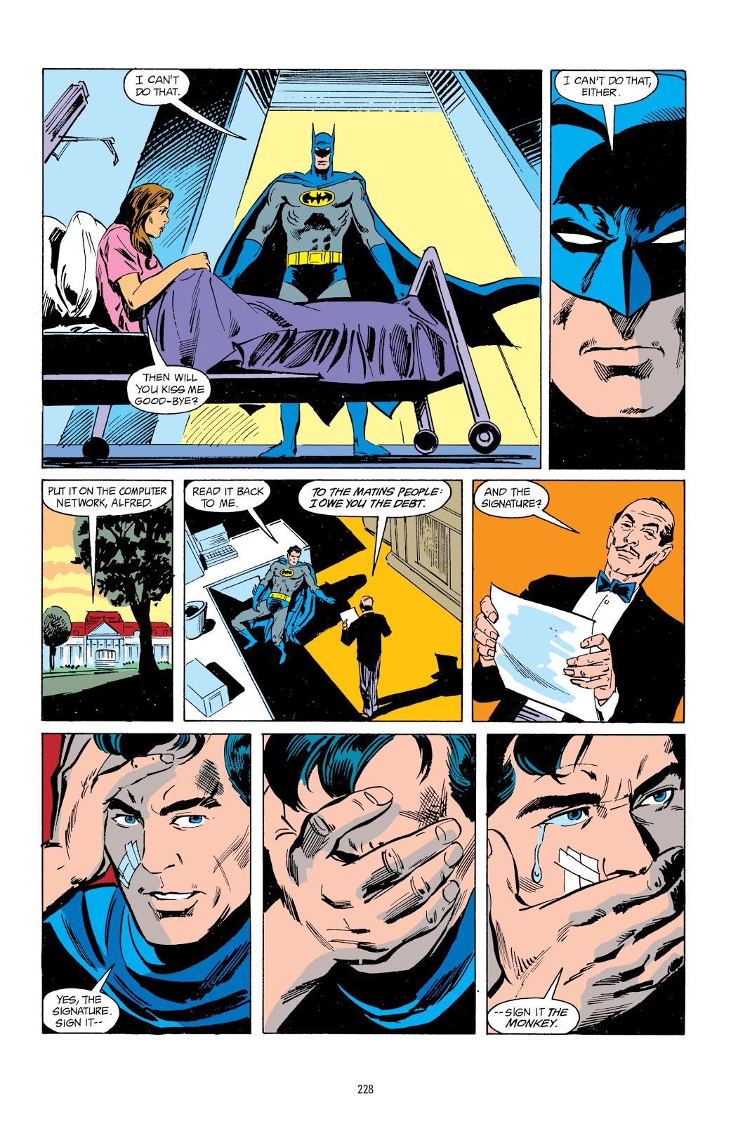 Read online Detective Comics (1937) comic -  Issue # _TPB Batman - The Dark Knight Detective 2 (Part 3) - 30