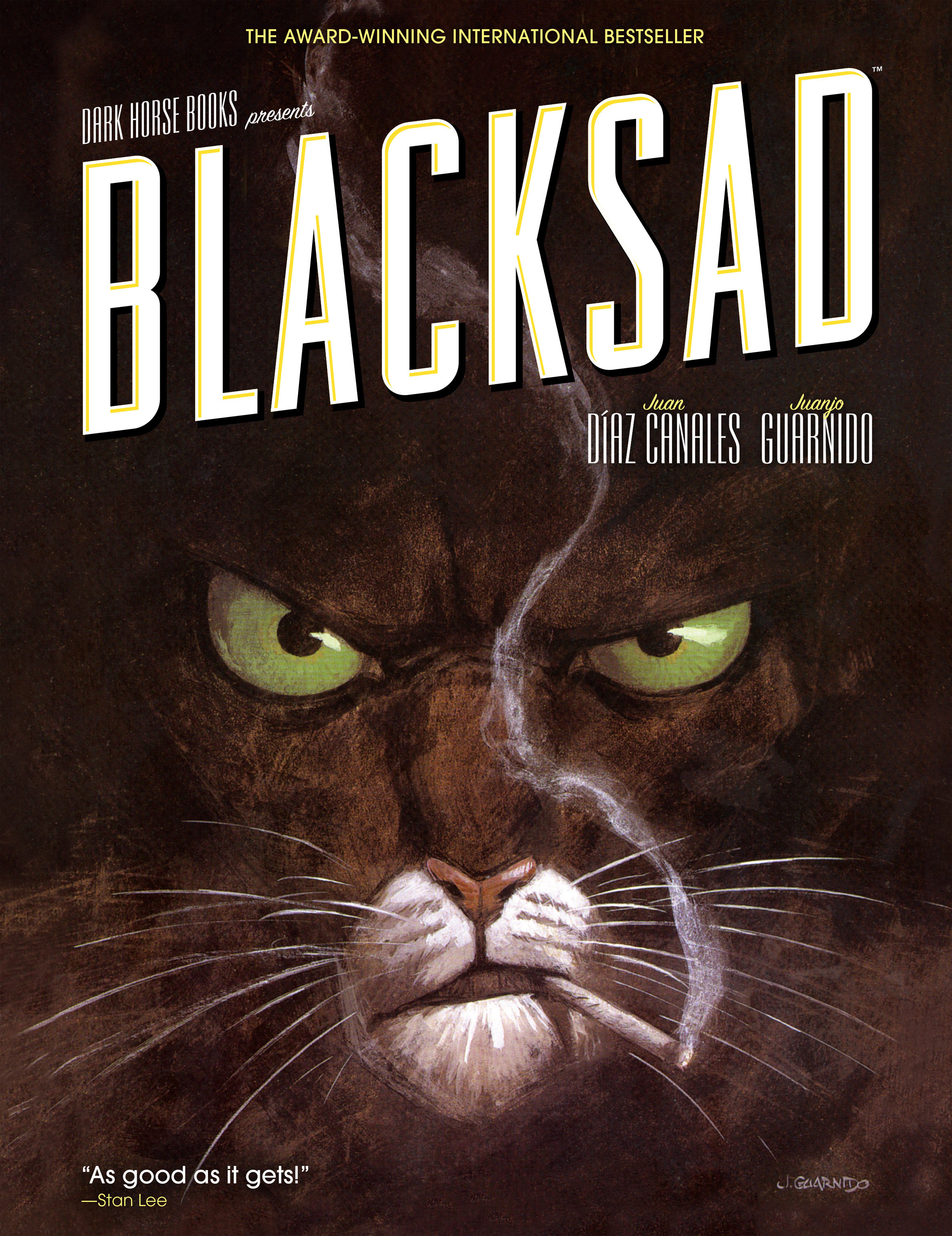 Blacksad (2010) Full Page 1
