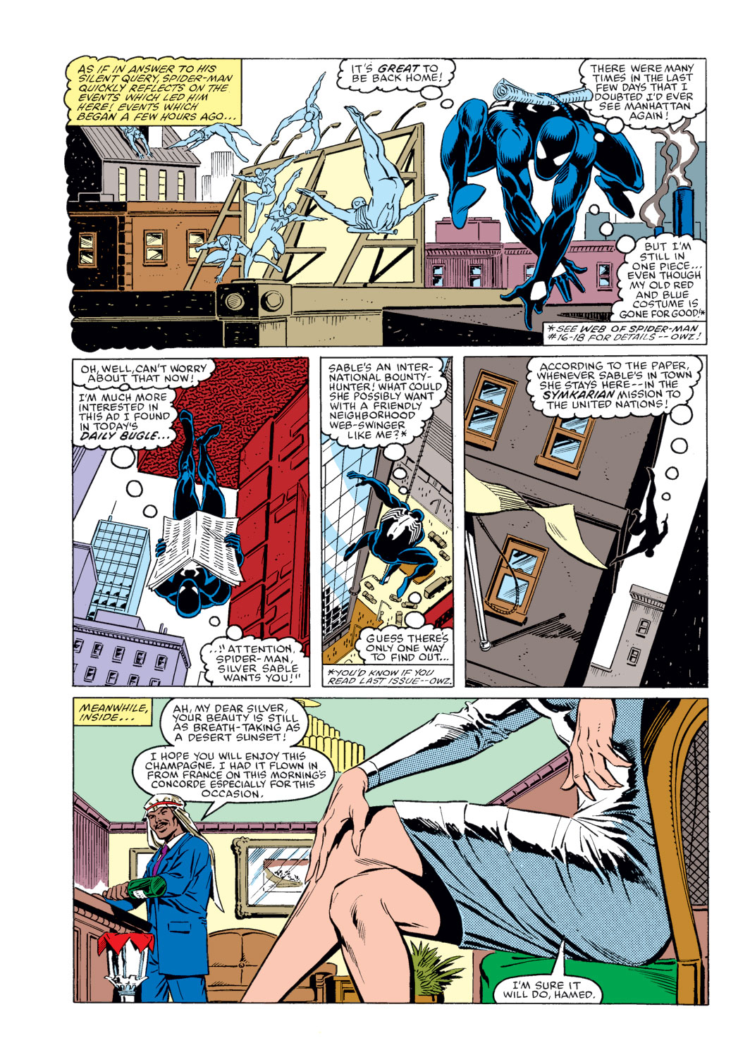 The Amazing Spider-Man (1963) 280 Page 4