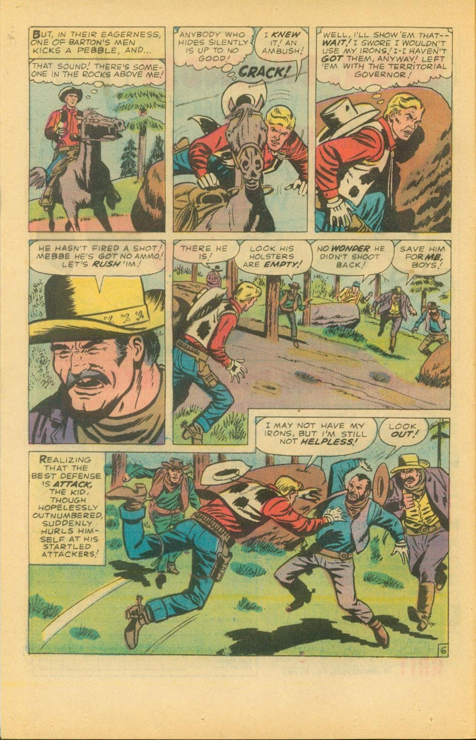 Kid Colt Outlaw issue 199 - Page 13