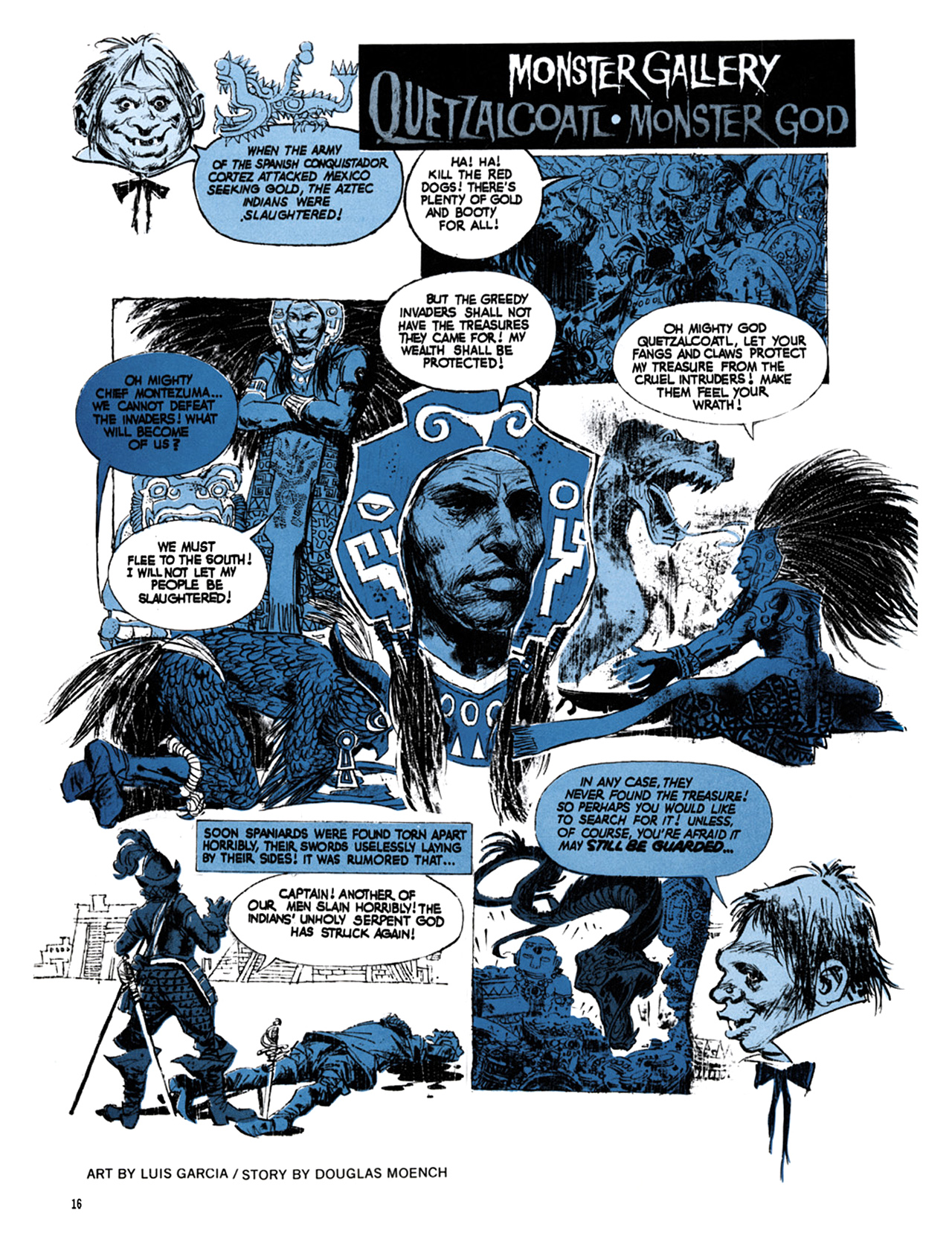 Read online Eerie Archives comic -  Issue # TPB 9 - 17