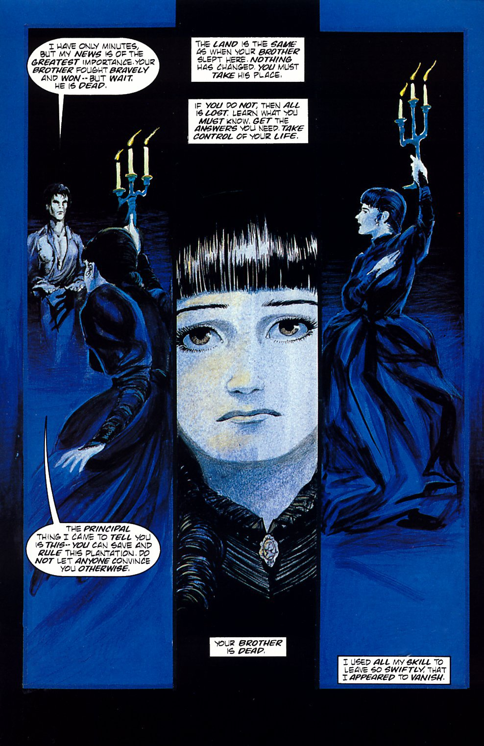 Read online Anne Rice's Interview with the Vampire comic -  Issue #2 - 12