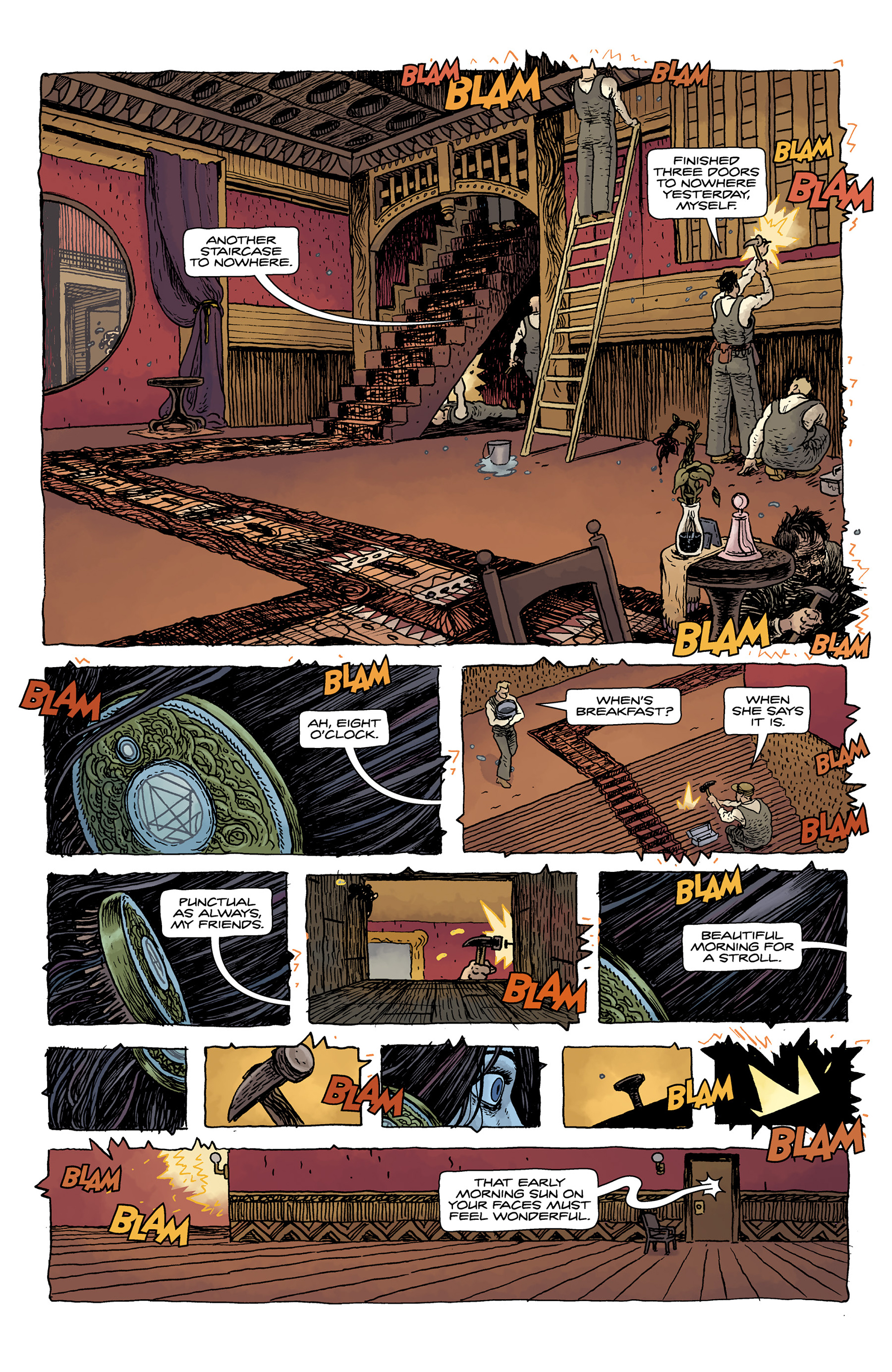 House of Penance 1 Page 11
