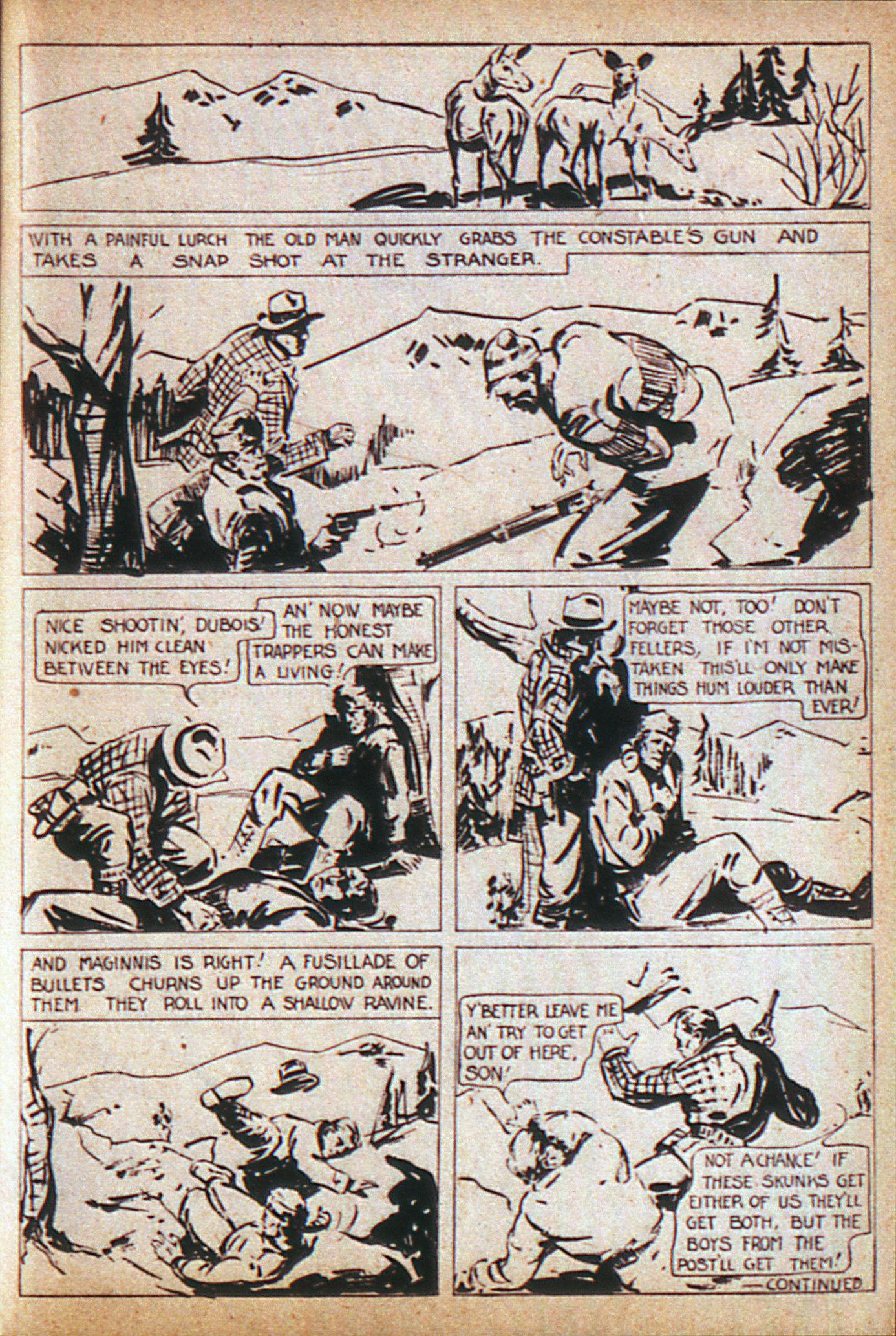 Read online Adventure Comics (1938) comic -  Issue #6 - 30
