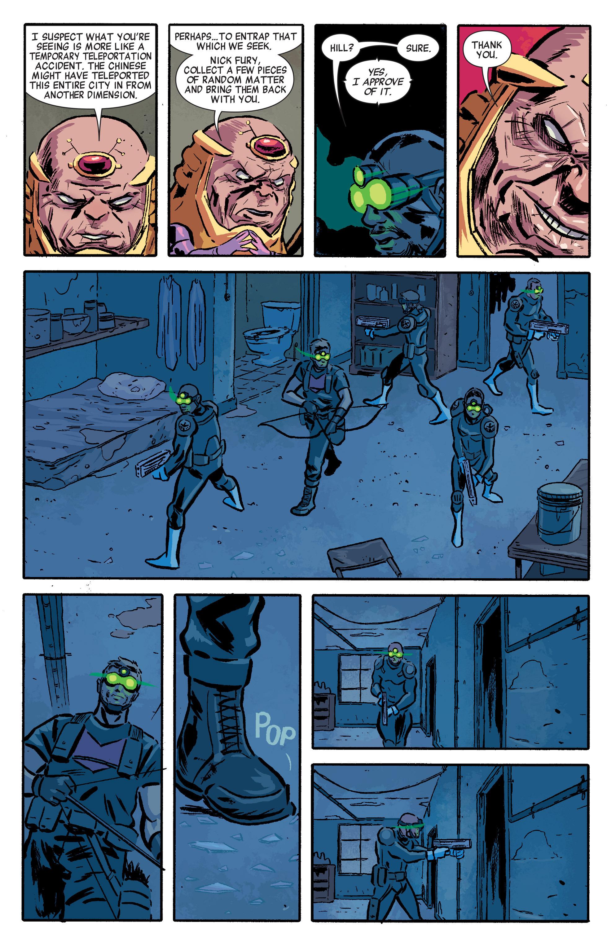 Read online Secret Avengers (2014) comic -  Issue #4 - 11