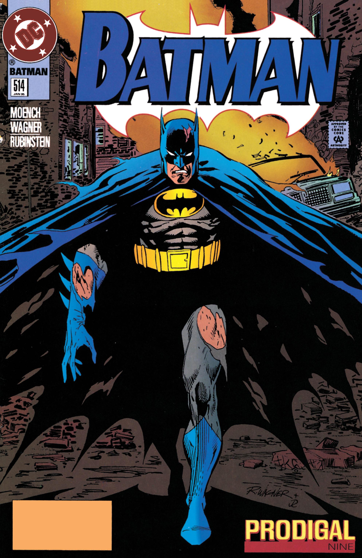 Batman (1940) 514 Page 1