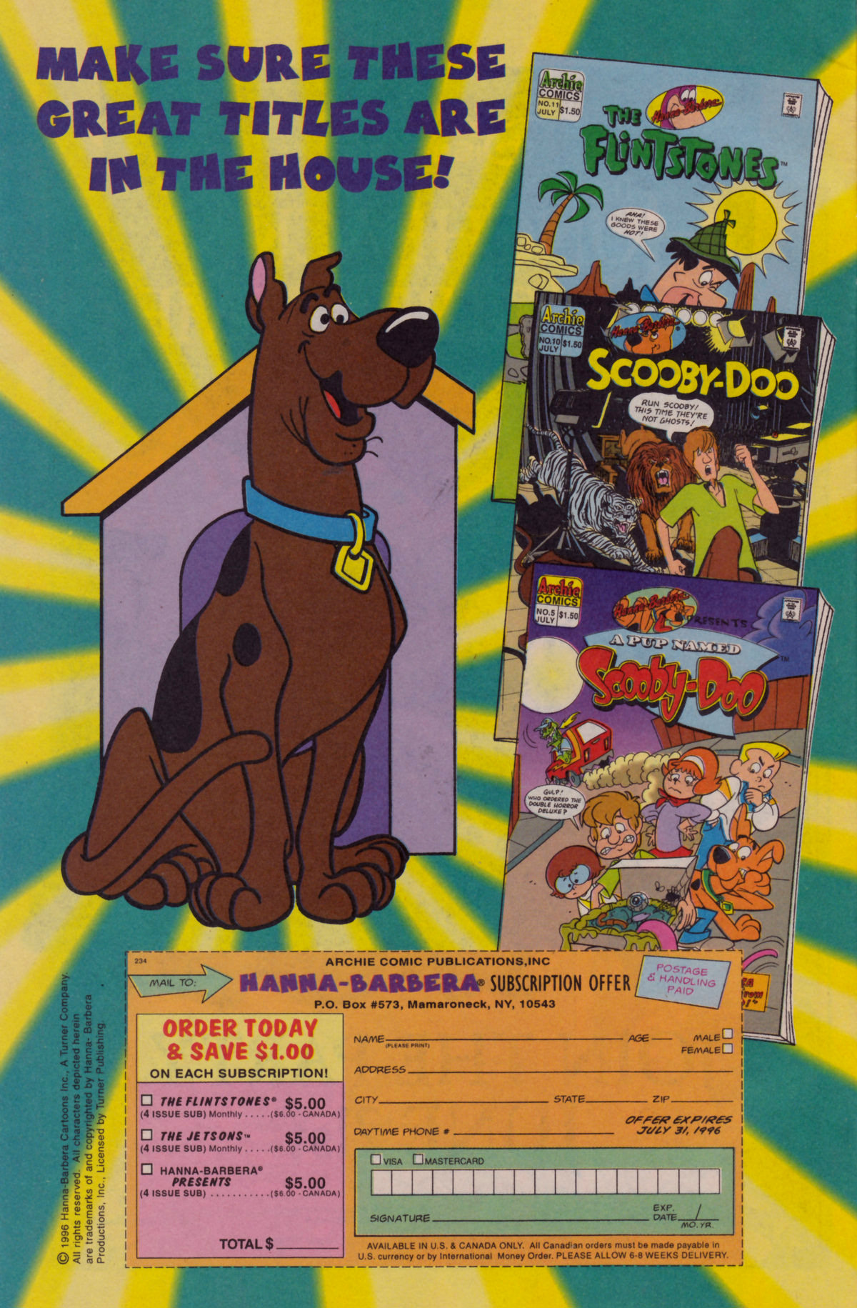 Read online Scooby-Doo (1995) comic -  Issue #11 - 8