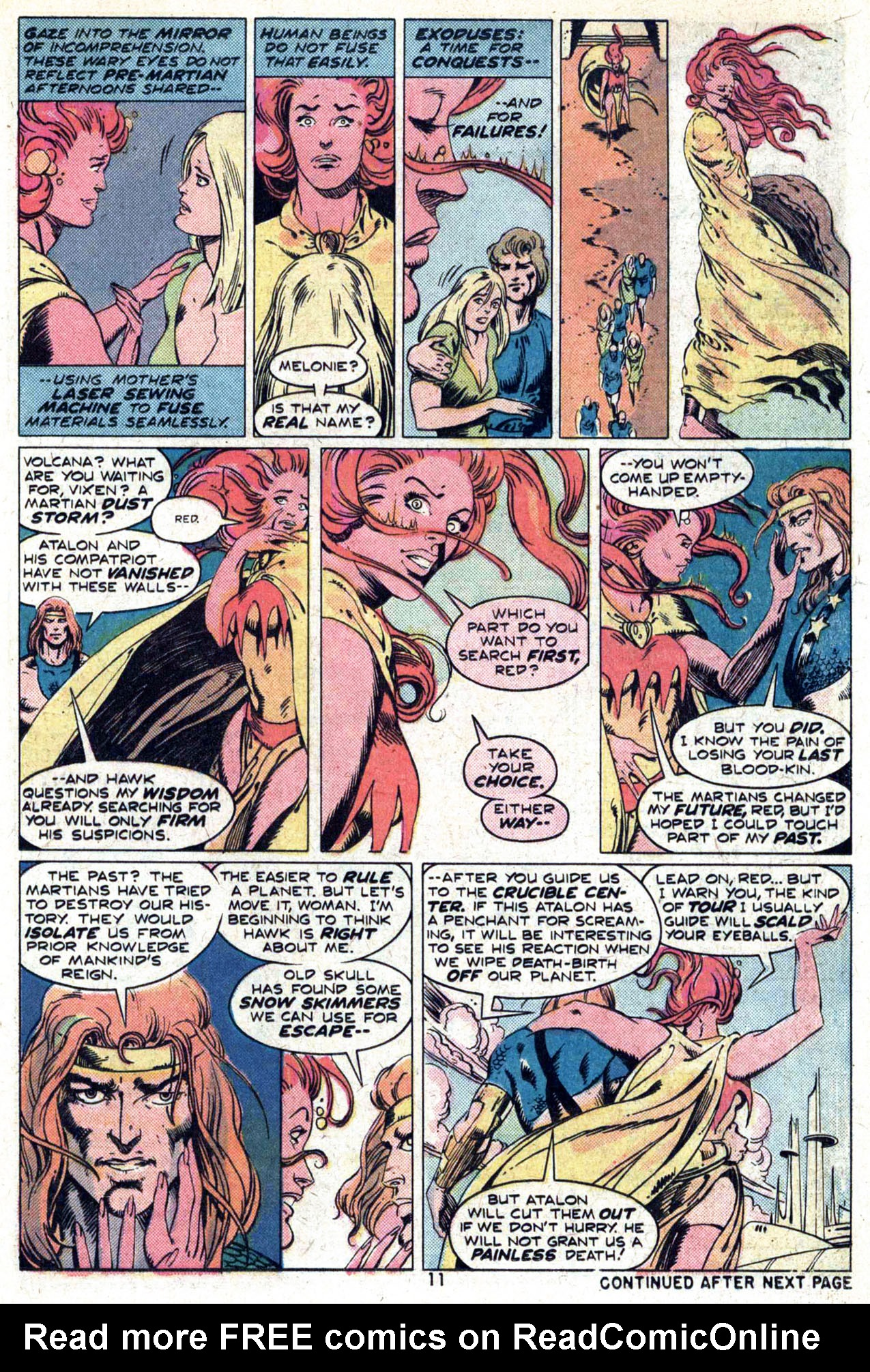 Read online Amazing Adventures (1970) comic -  Issue #29 - 13