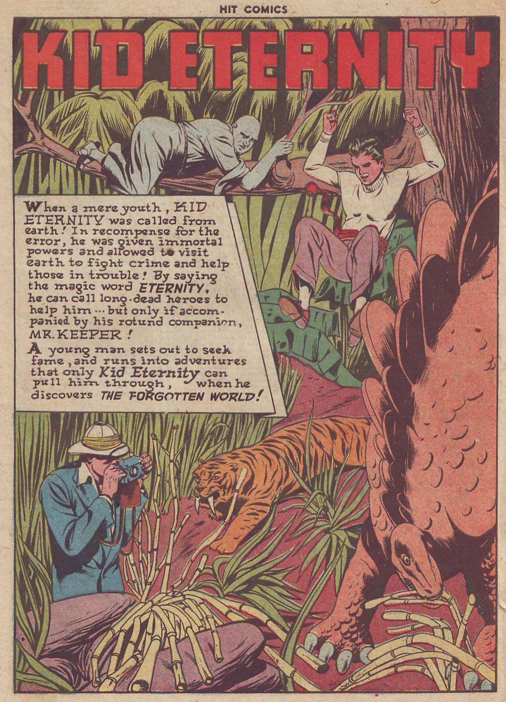 Read online Hit Comics comic -  Issue #51 - 3