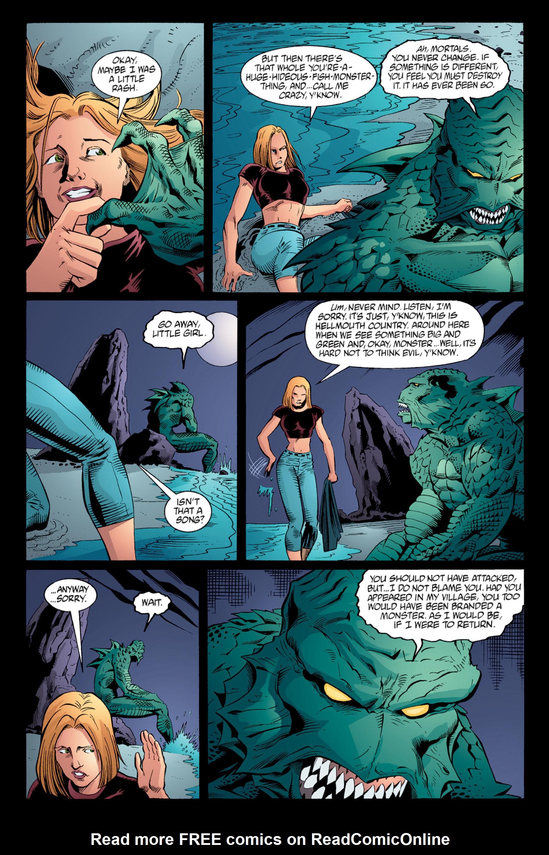 Read online Buffy the Vampire Slayer: Omnibus comic -  Issue # TPB 4 - 225