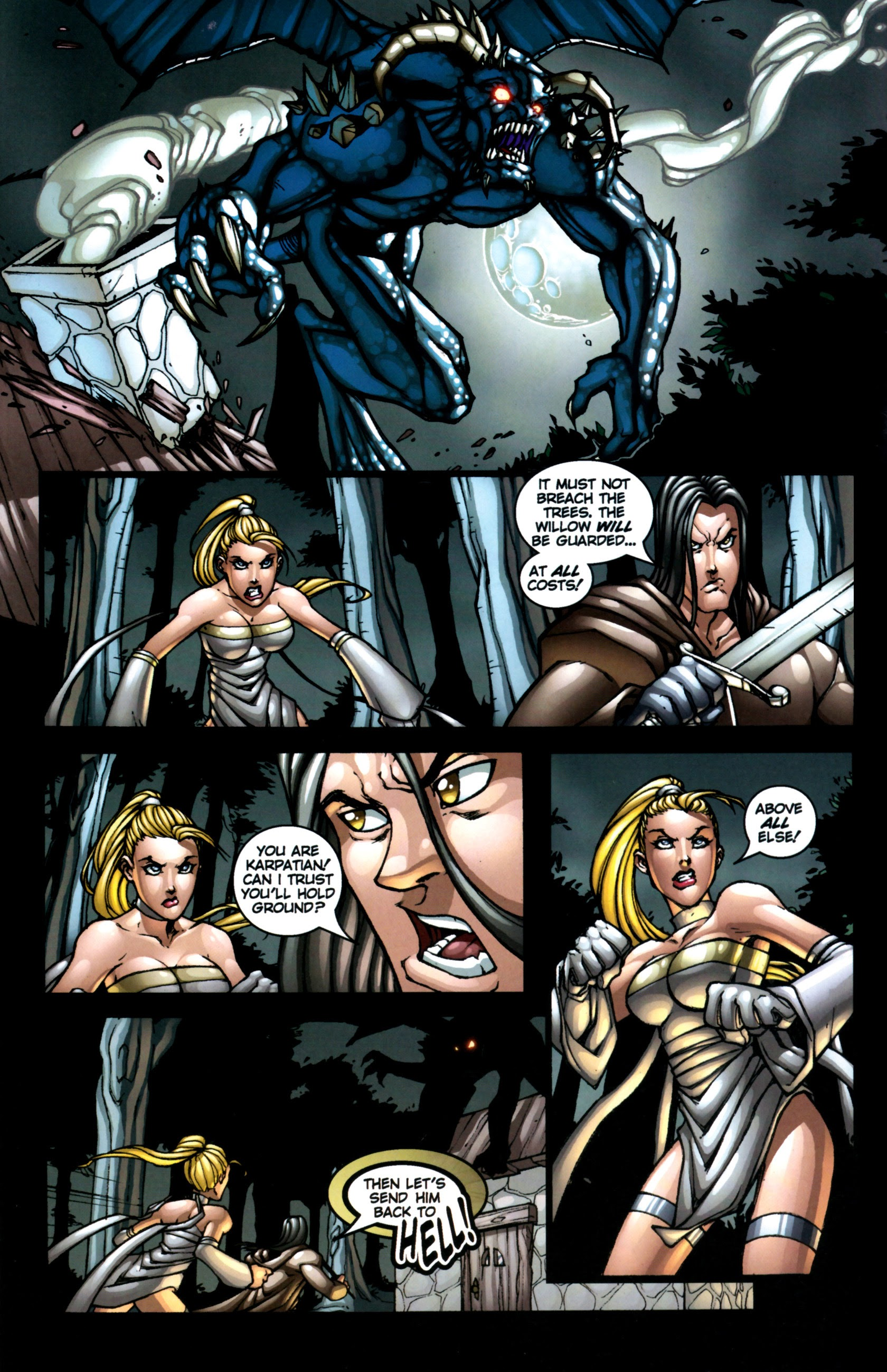 Read online Abiding Perdition comic -  Issue #6 - 10