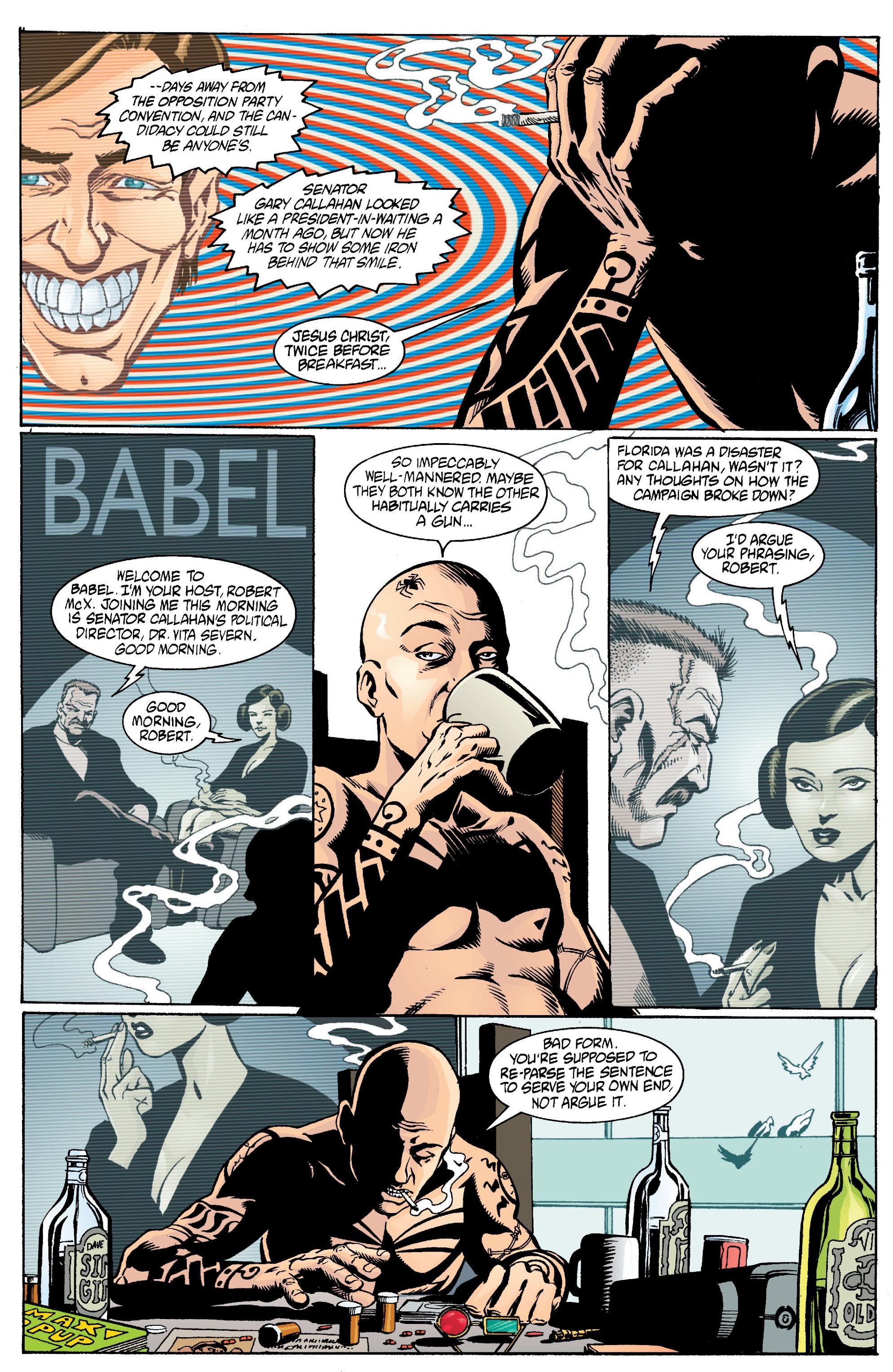 Read online Transmetropolitan comic -  Issue #13 - 7