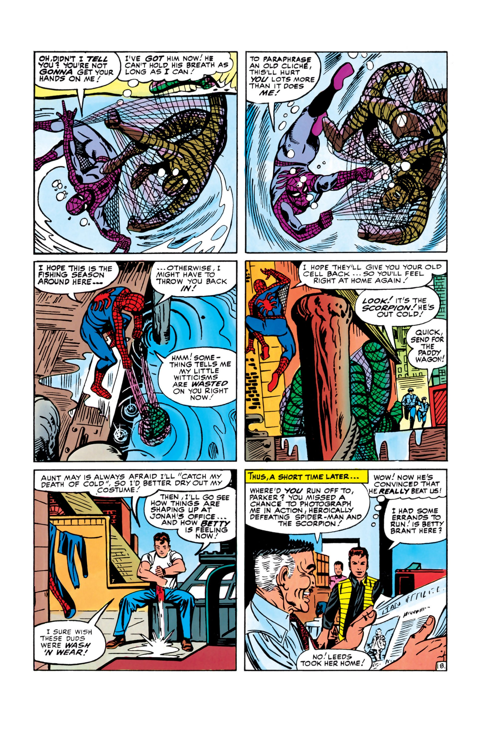 The Amazing Spider-Man (1963) 29 Page 18
