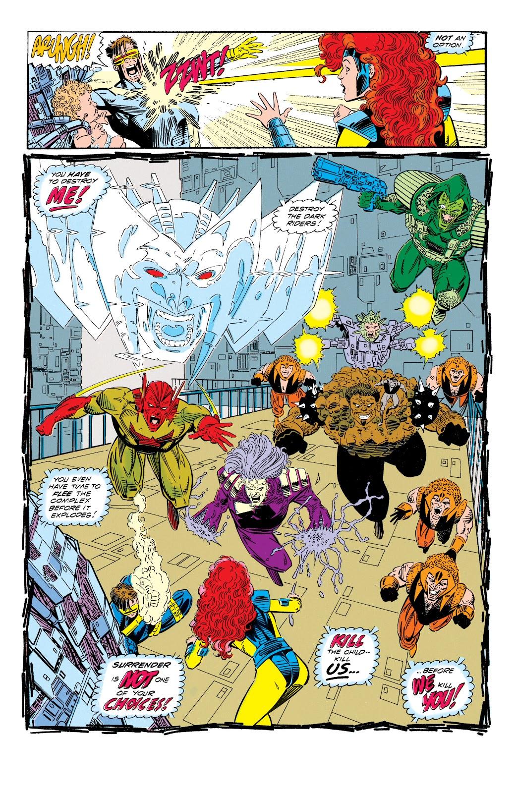 Uncanny X-Men (1963) issue 296 - Page 19
