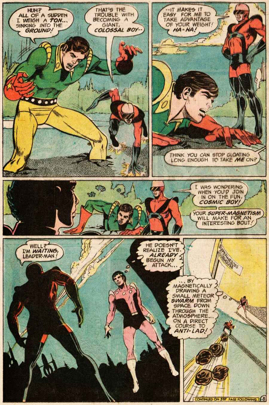 Superboy (1949) issue 204 - Page 9