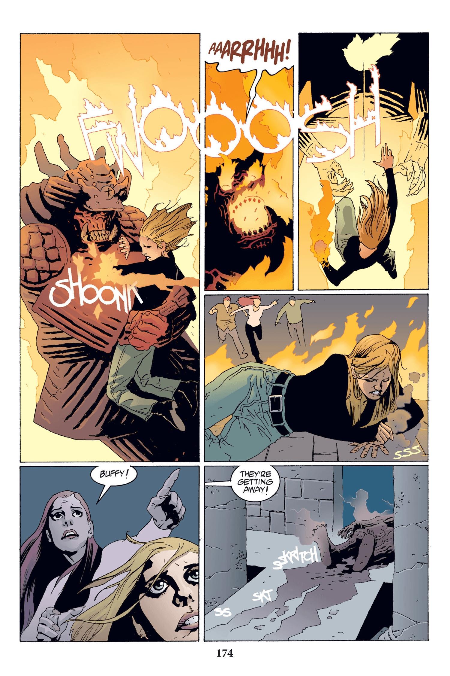 Read online Buffy the Vampire Slayer: Omnibus comic -  Issue # TPB 2 - 168