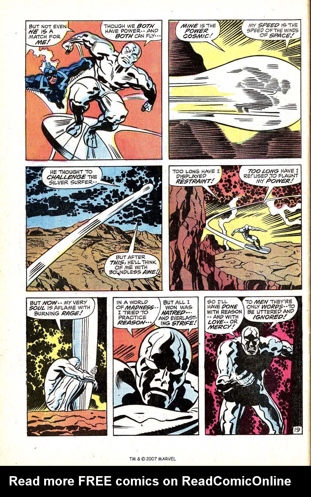 Silver Surfer (1968) issue 18 - Page 28