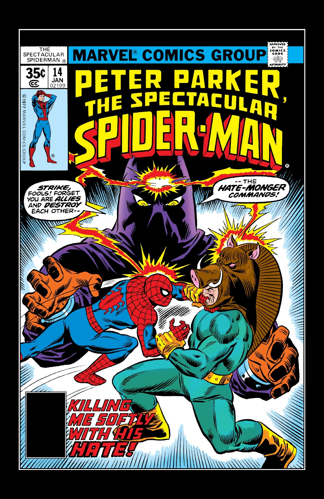Read online Marvel Masterworks: The Spectacular Spider-Man comic -  Issue # TPB (Part 3) - 28