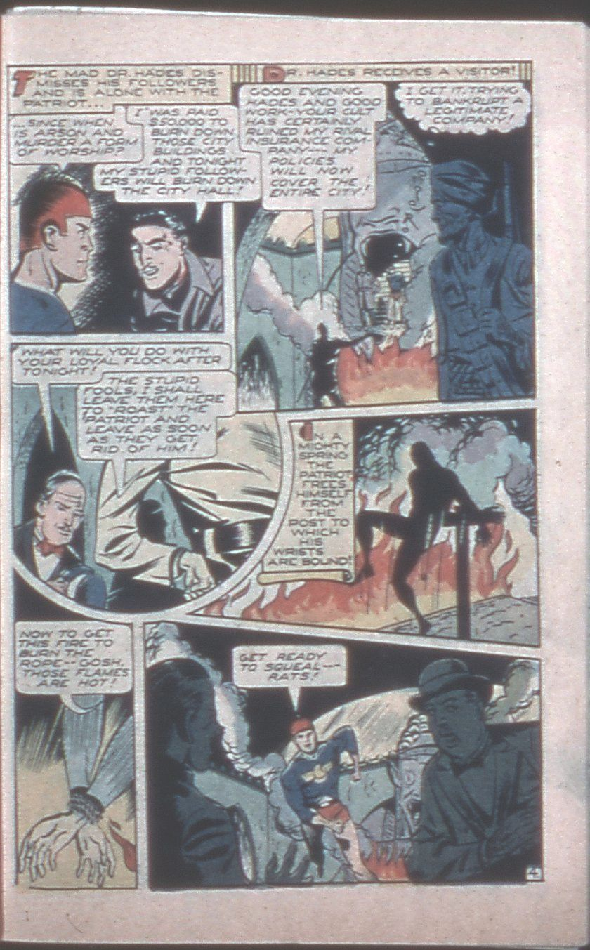 Marvel Mystery Comics (1939) issue 63 - Page 40