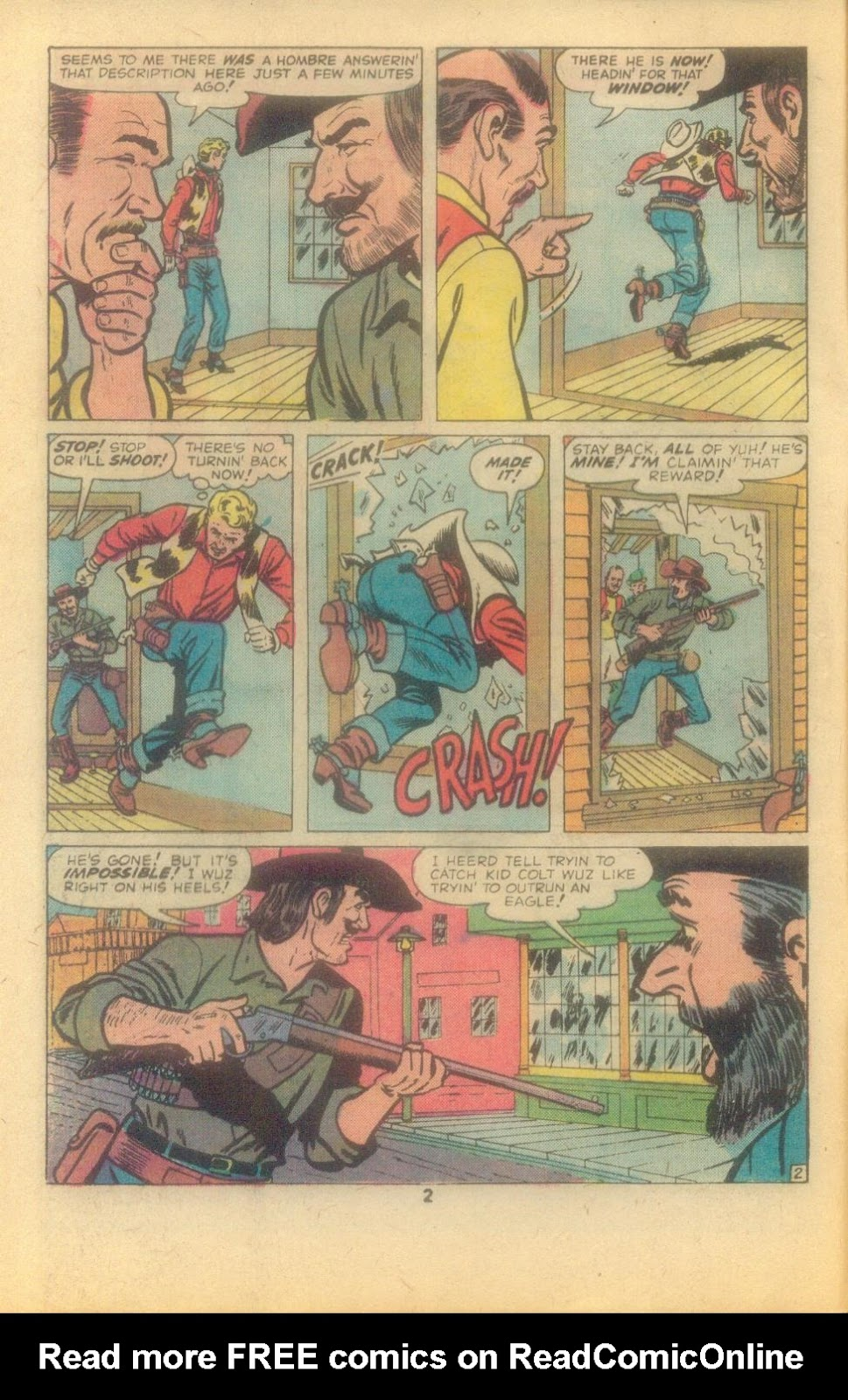 Kid Colt Outlaw issue 209 - Page 4