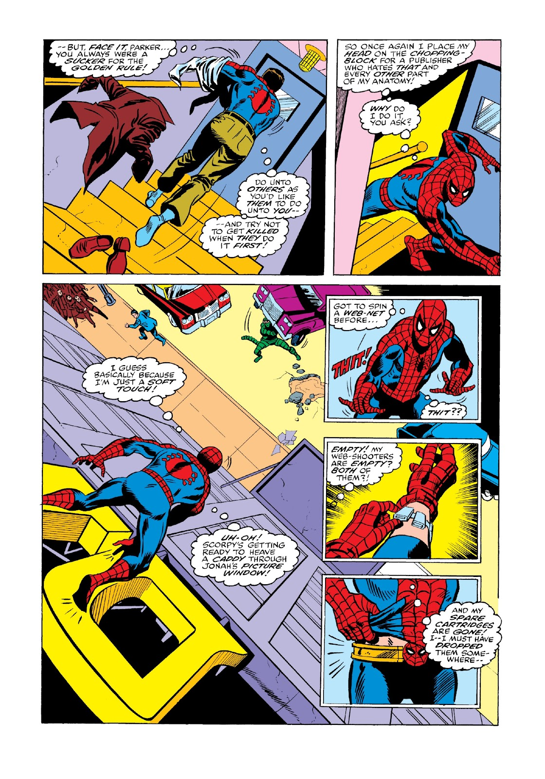Read online Marvel Masterworks: The Spectacular Spider-Man comic -  Issue # TPB 2 (Part 2) - 11