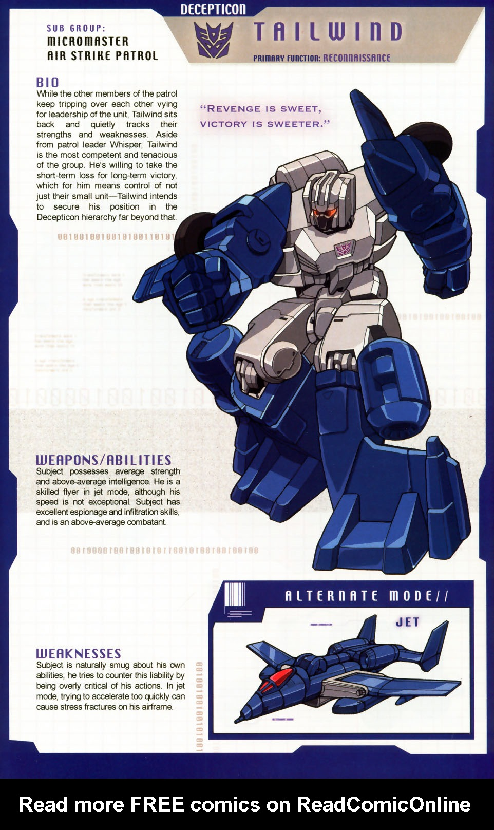 Read online Transformers: More than Meets the Eye comic -  Issue #7 - 3