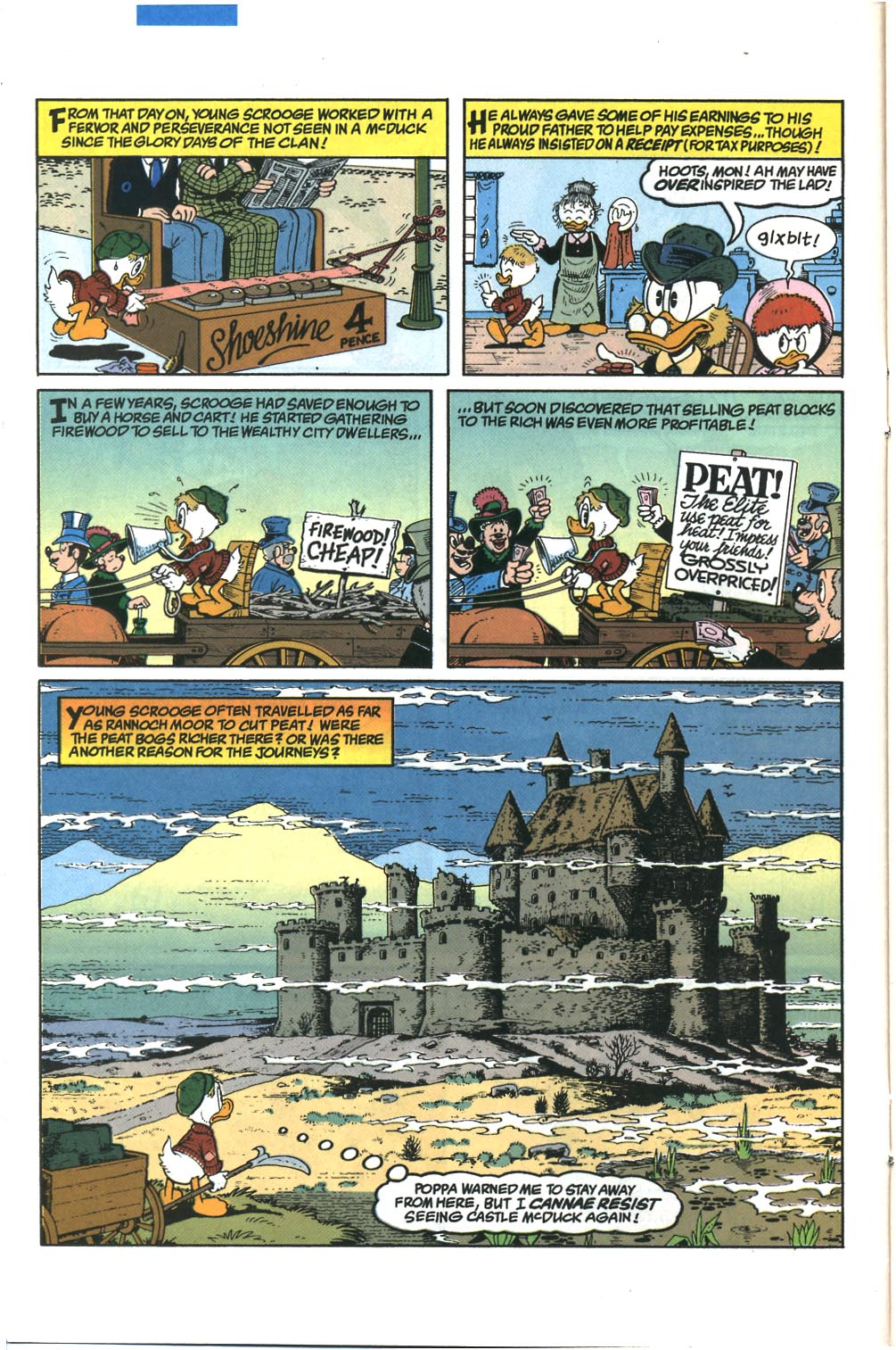 Read online Uncle Scrooge (1953) comic -  Issue #285 - 9
