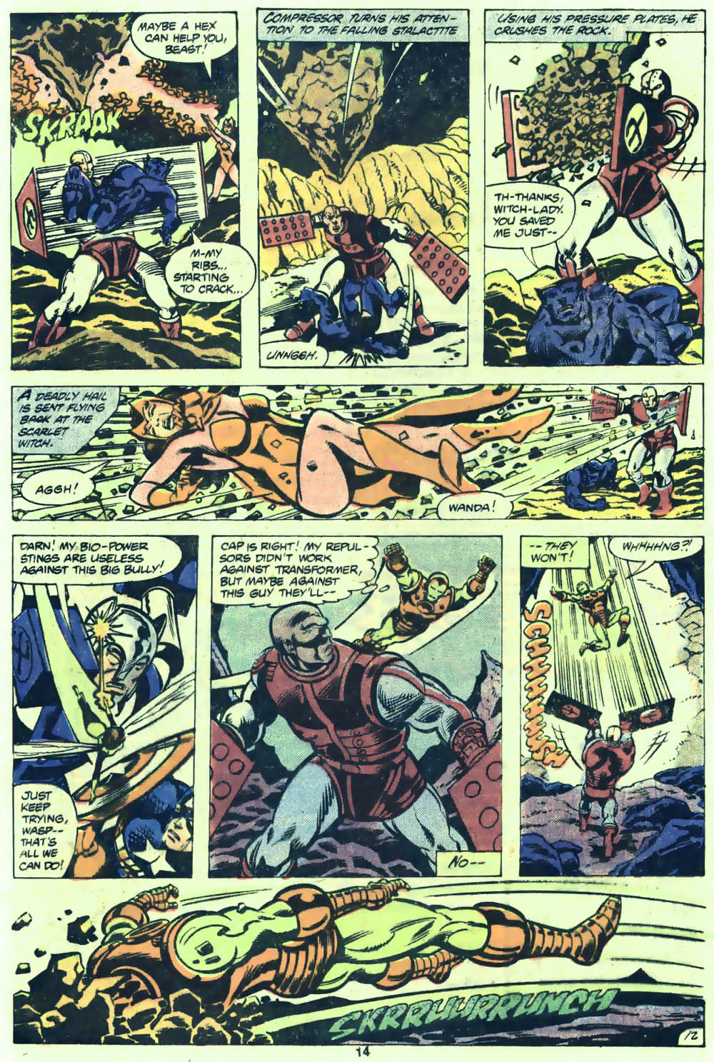 The Avengers (1963) 205 Page 12