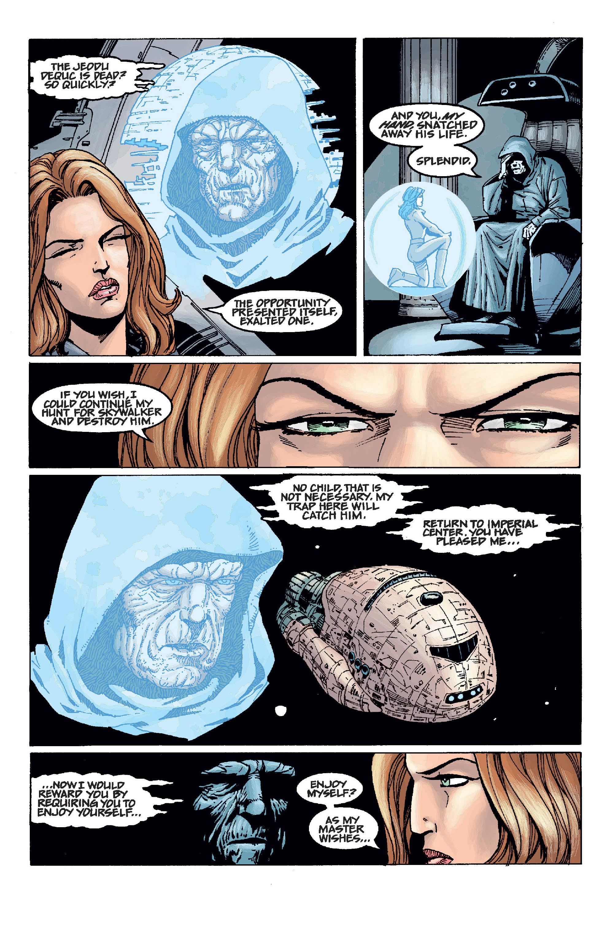 Read online Star Wars Omnibus comic -  Issue # Vol. 11 - 190