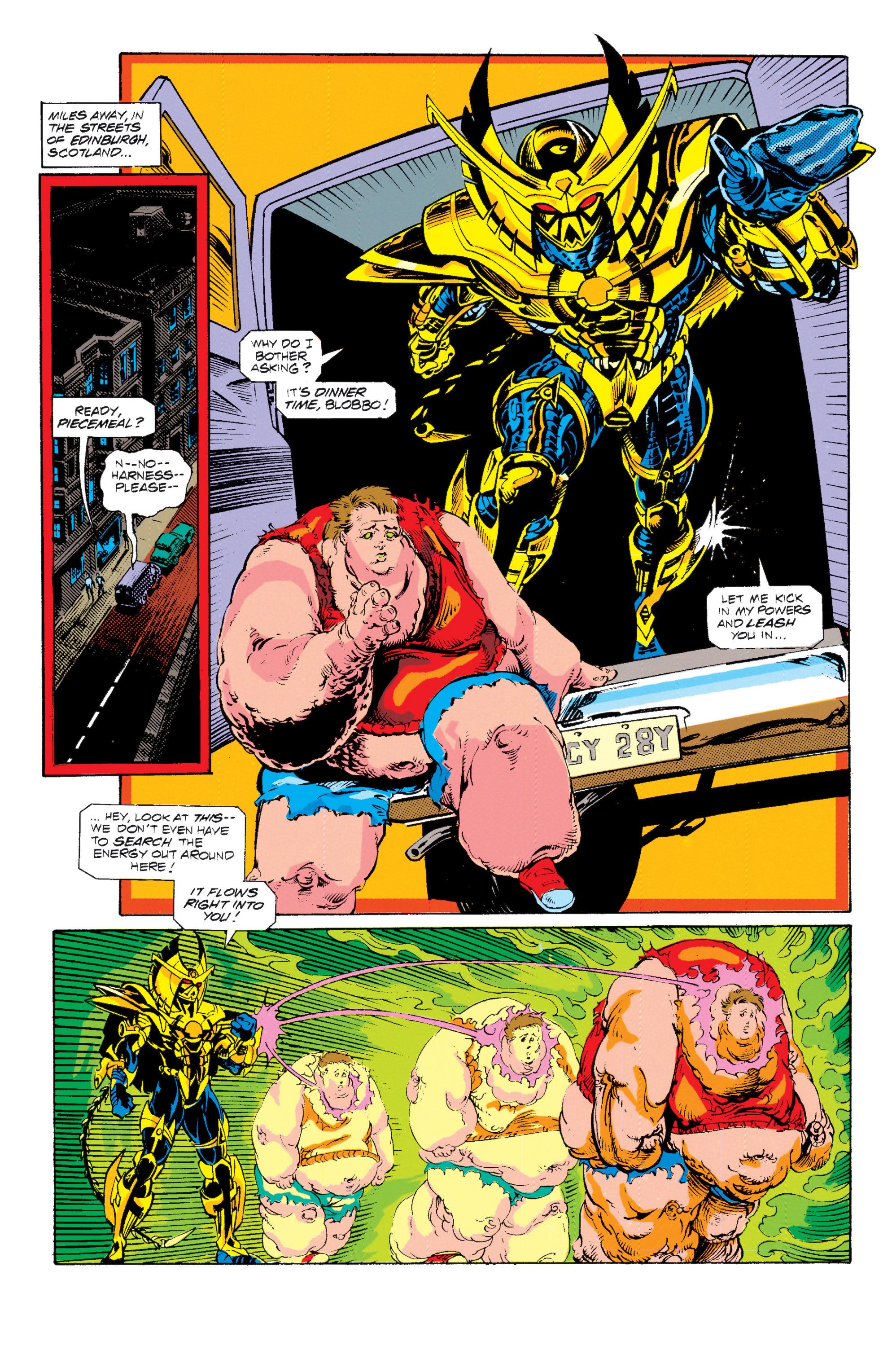 Read online Uncanny X-Men (1963) comic -  Issue # _Annual 15 - 10