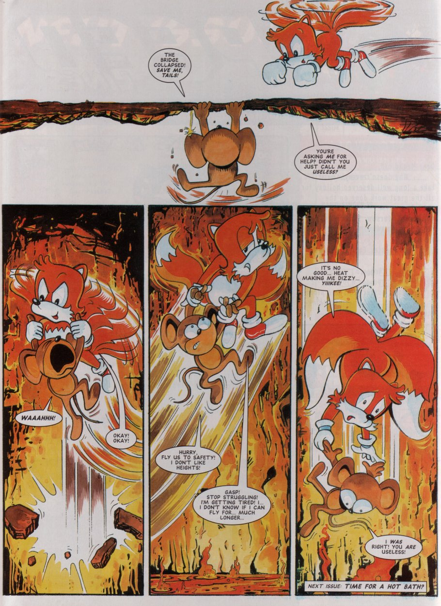 Read online Sonic the Comic comic -  Issue #74 - 30